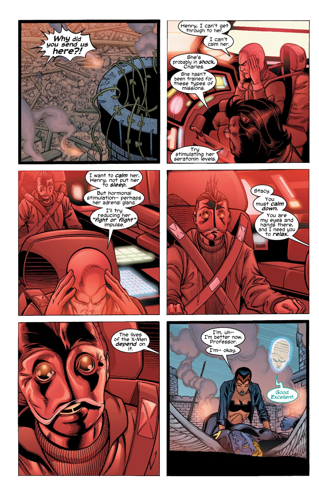 Read online X-Men: Unstoppable comic -  Issue # TPB (Part 1) - 24