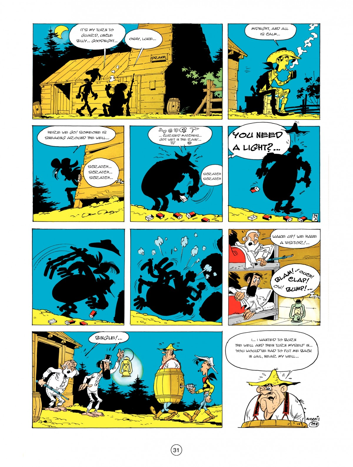 A Lucky Luke Adventure 5 Page 32