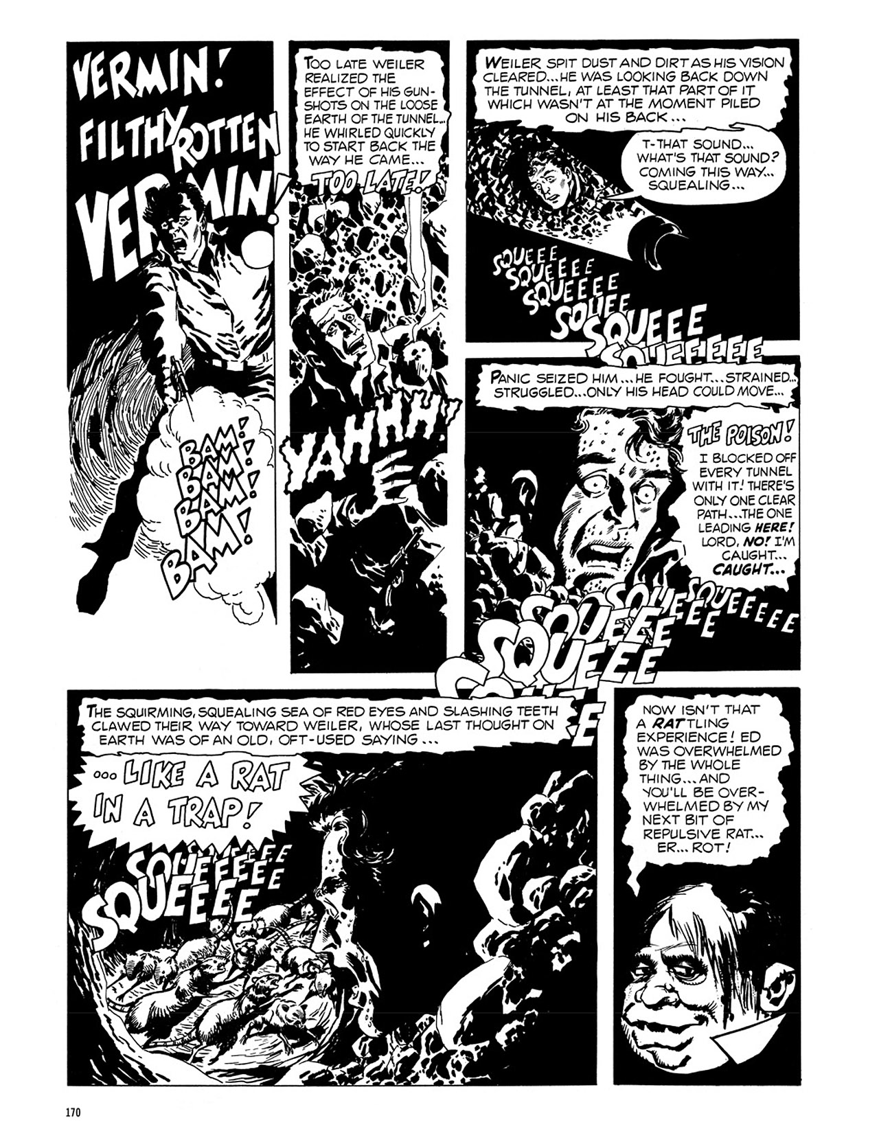 Read online Eerie Archives comic -  Issue # TPB 1 - 171