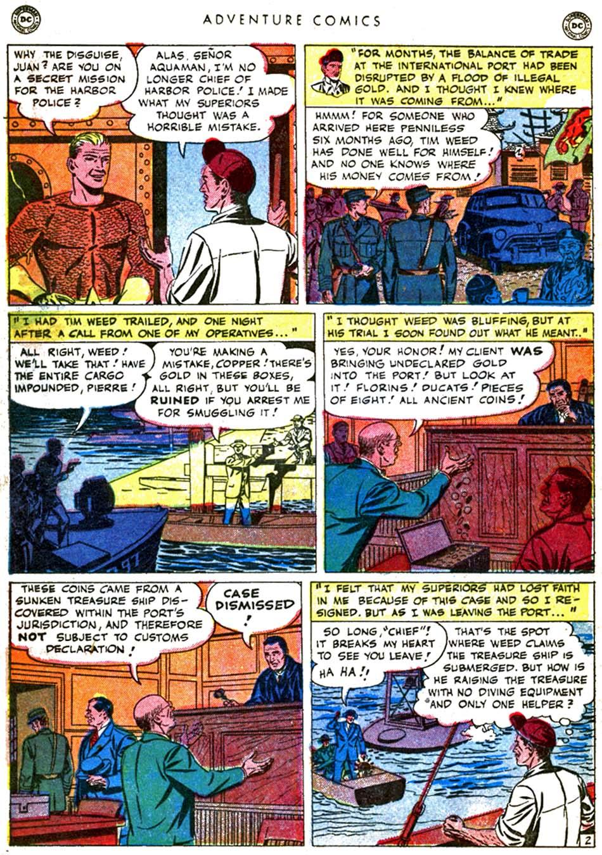 Read online Adventure Comics (1938) comic -  Issue #160 - 18