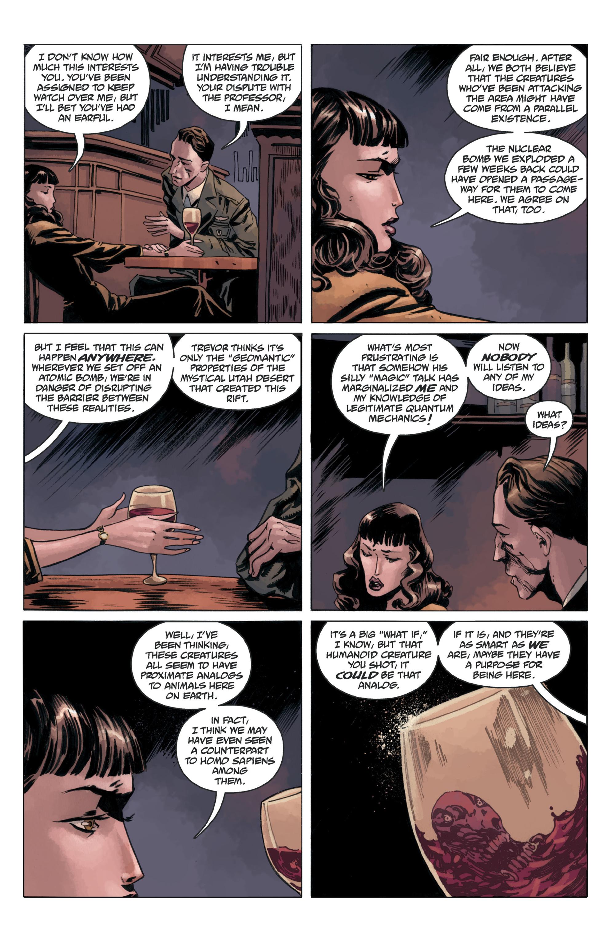 Read online B.P.R.D.: 1948 comic -  Issue # TPB - 110