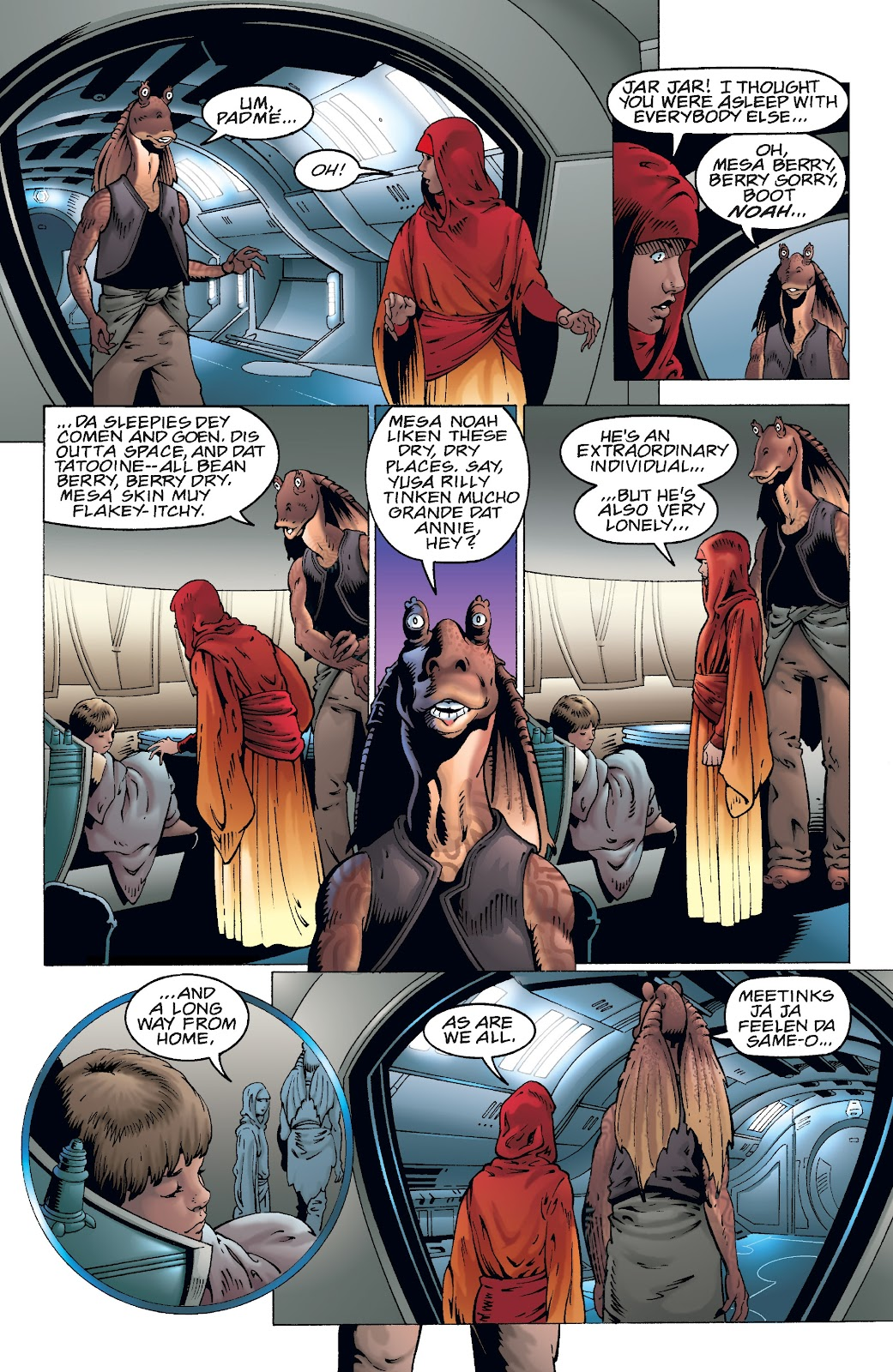 Read online Star Wars Legends: Rise of the Sith - Epic Collection comic -  Issue # TPB 2 (Part 5) - 19