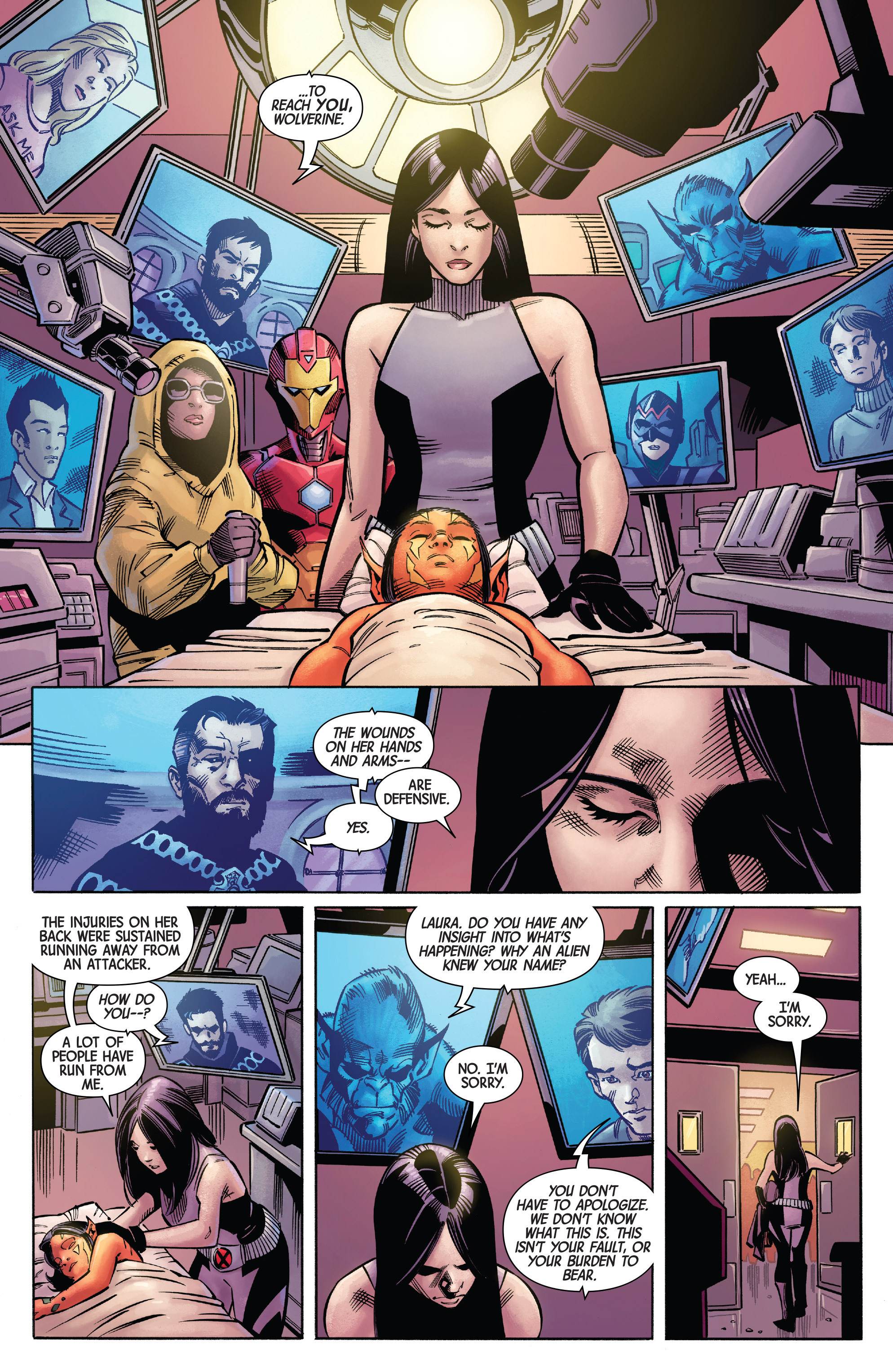 Read online All-New Wolverine (2016) comic -  Issue #20 - 5