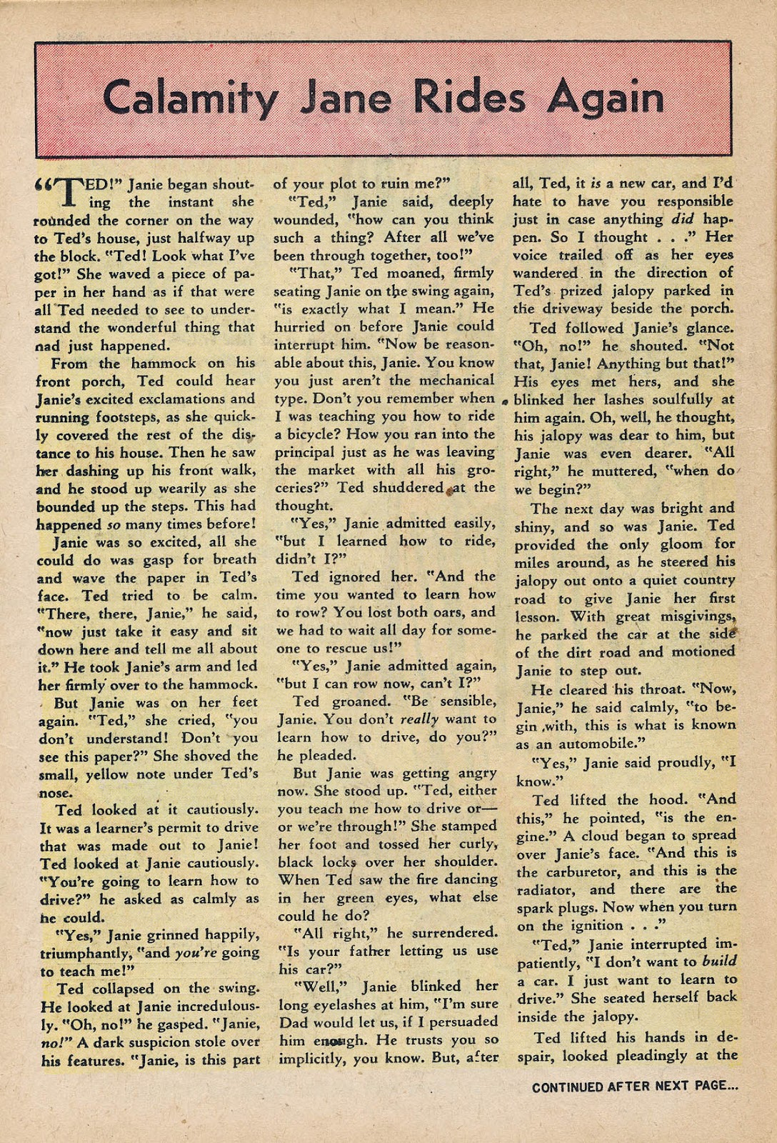 Nellie The Nurse (1945) issue 27 - Page 16