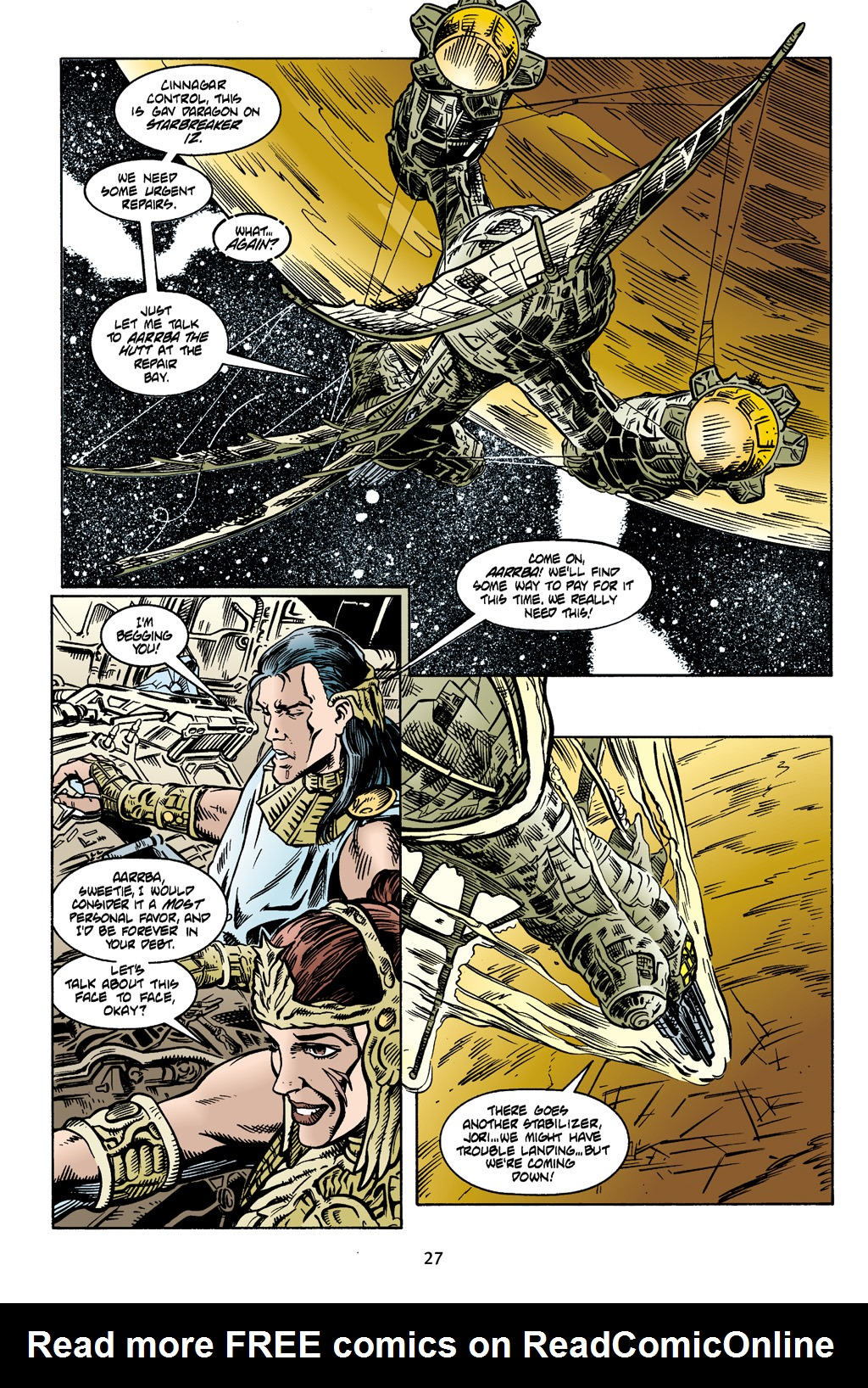 Read online Star Wars Omnibus comic -  Issue # Vol. 4 - 25
