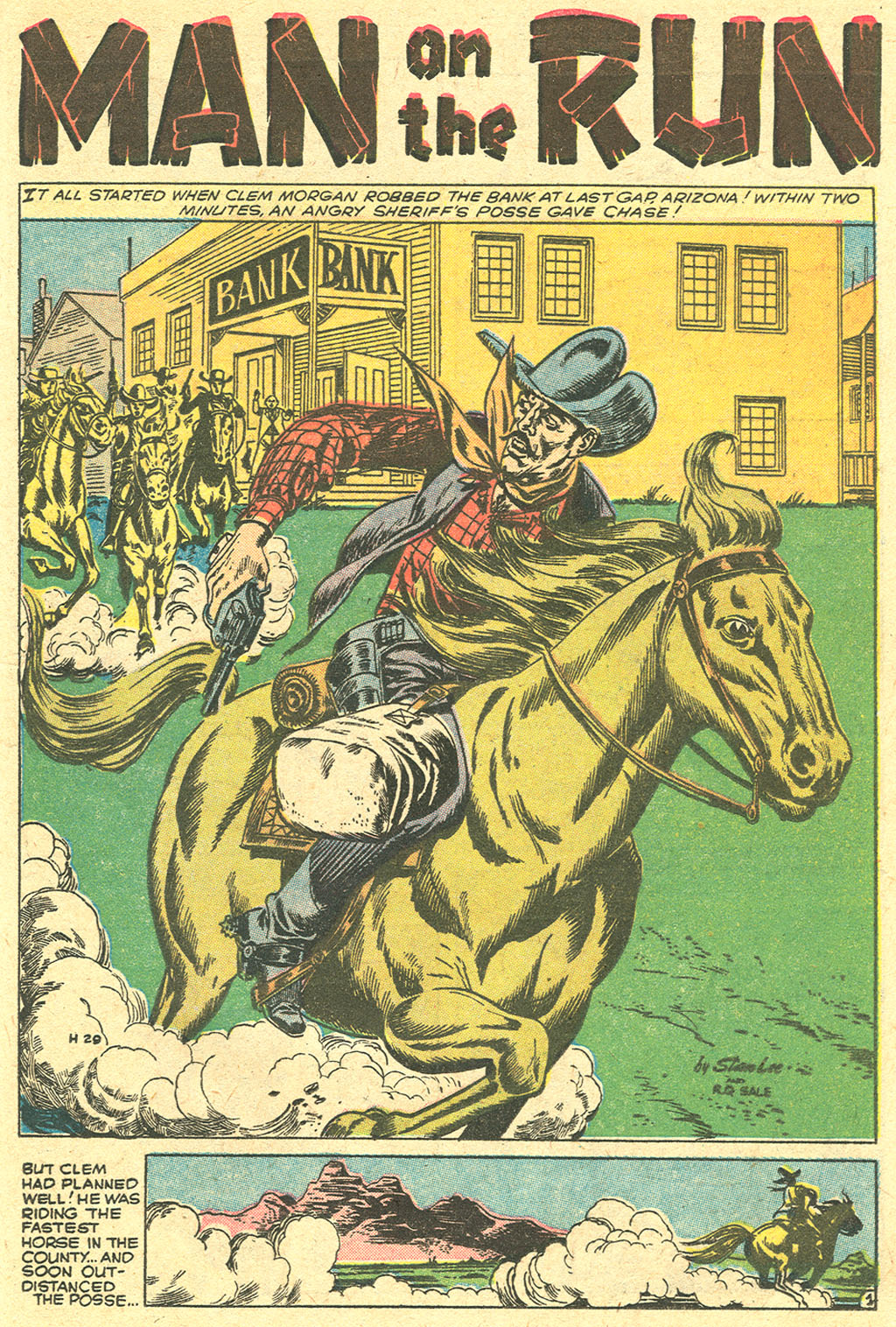 Read online Two-Gun Kid comic -  Issue #31 - 21