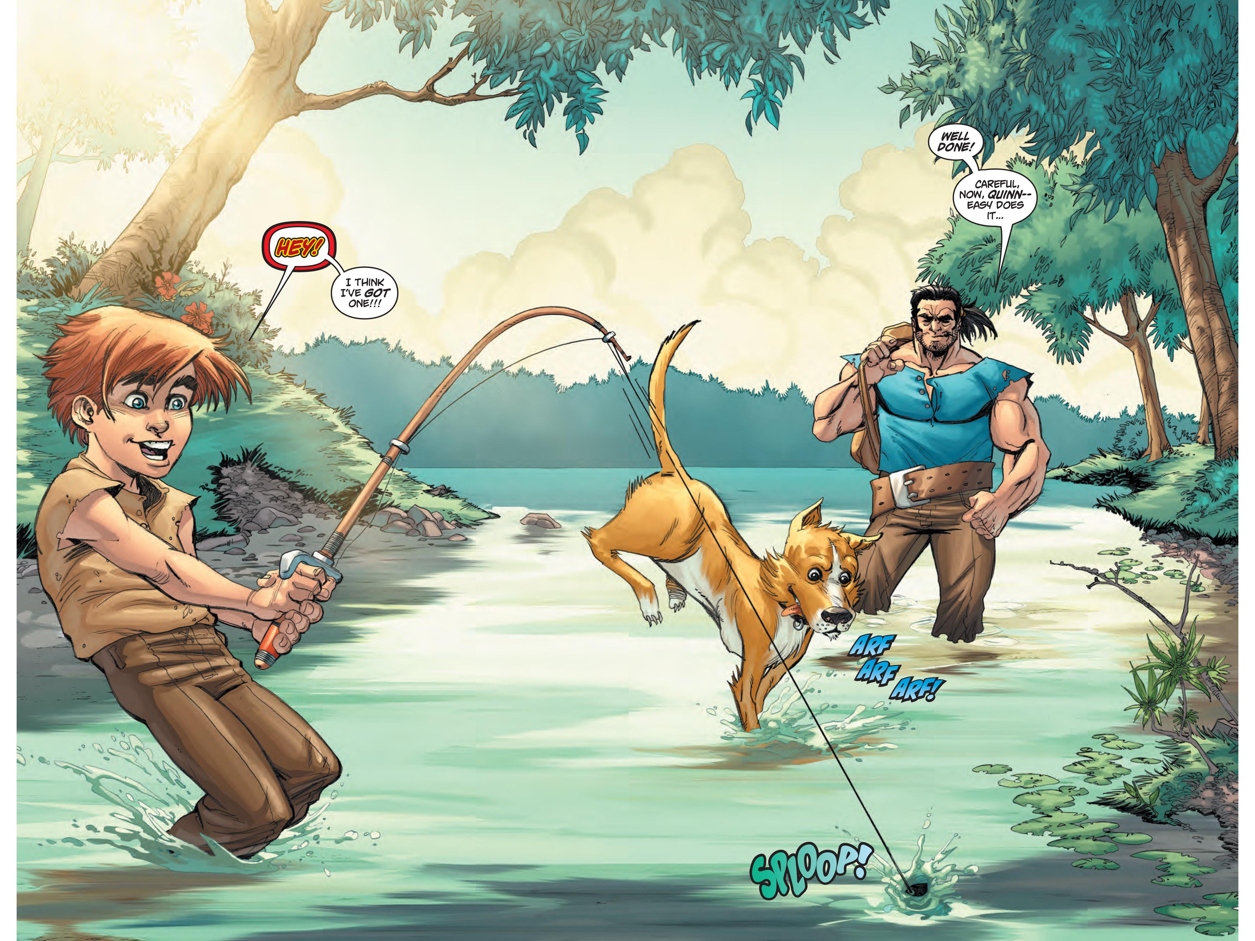Read online Skyward comic -  Issue #1 - 4