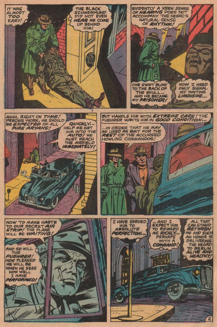 Read online Sgt. Fury comic -  Issue #90 - 4