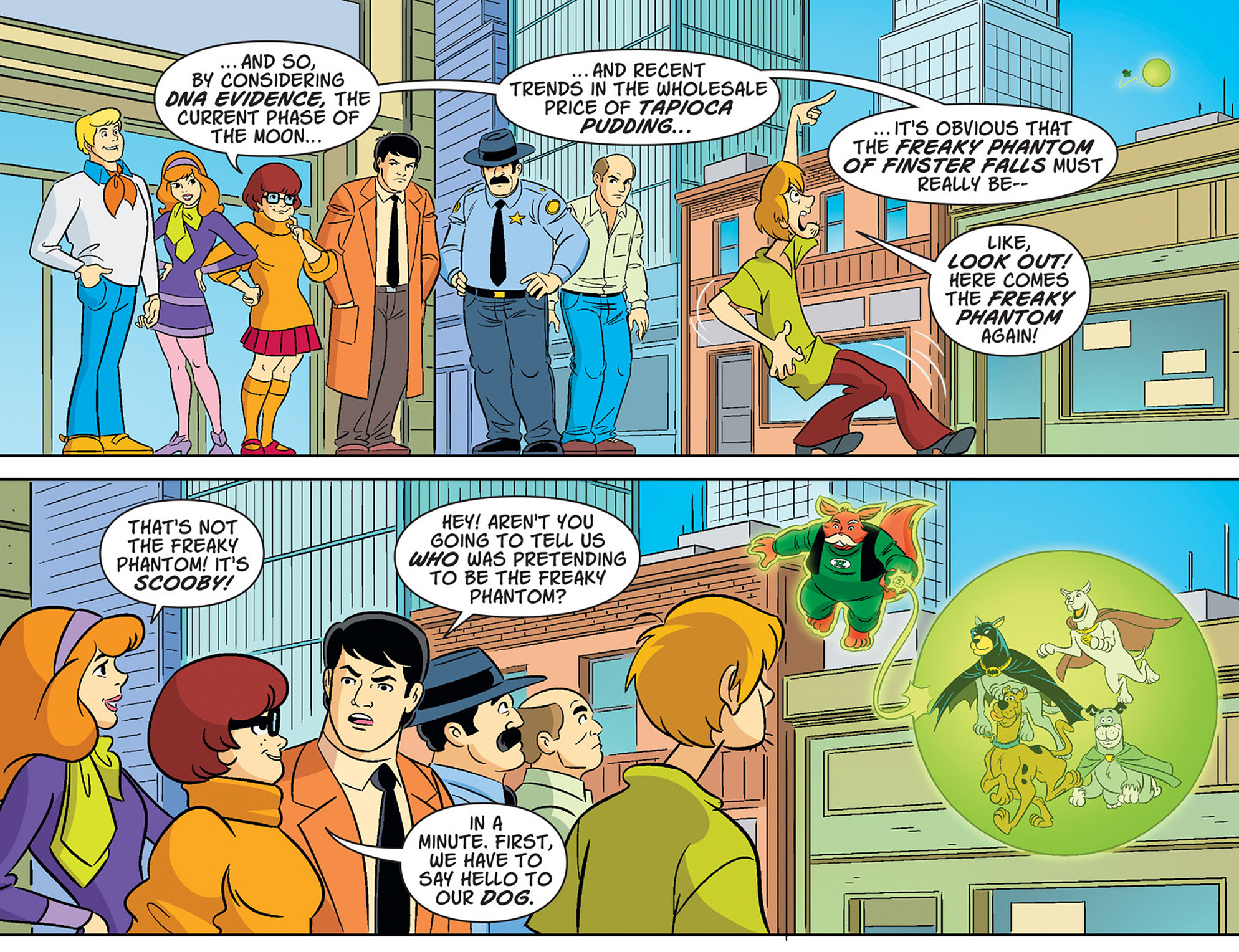 Read online Scooby-Doo! Team-Up comic -  Issue #36 - 22
