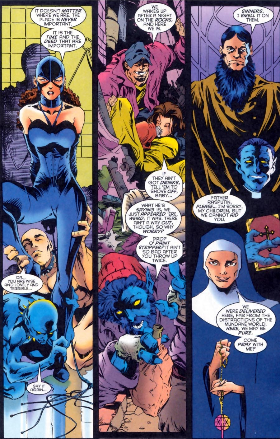 Excalibur (1988) issue 103 - Page 13