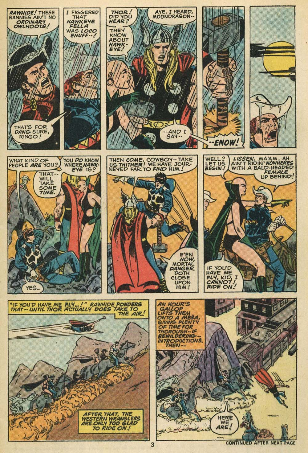 The Avengers (1963) 142 Page 3