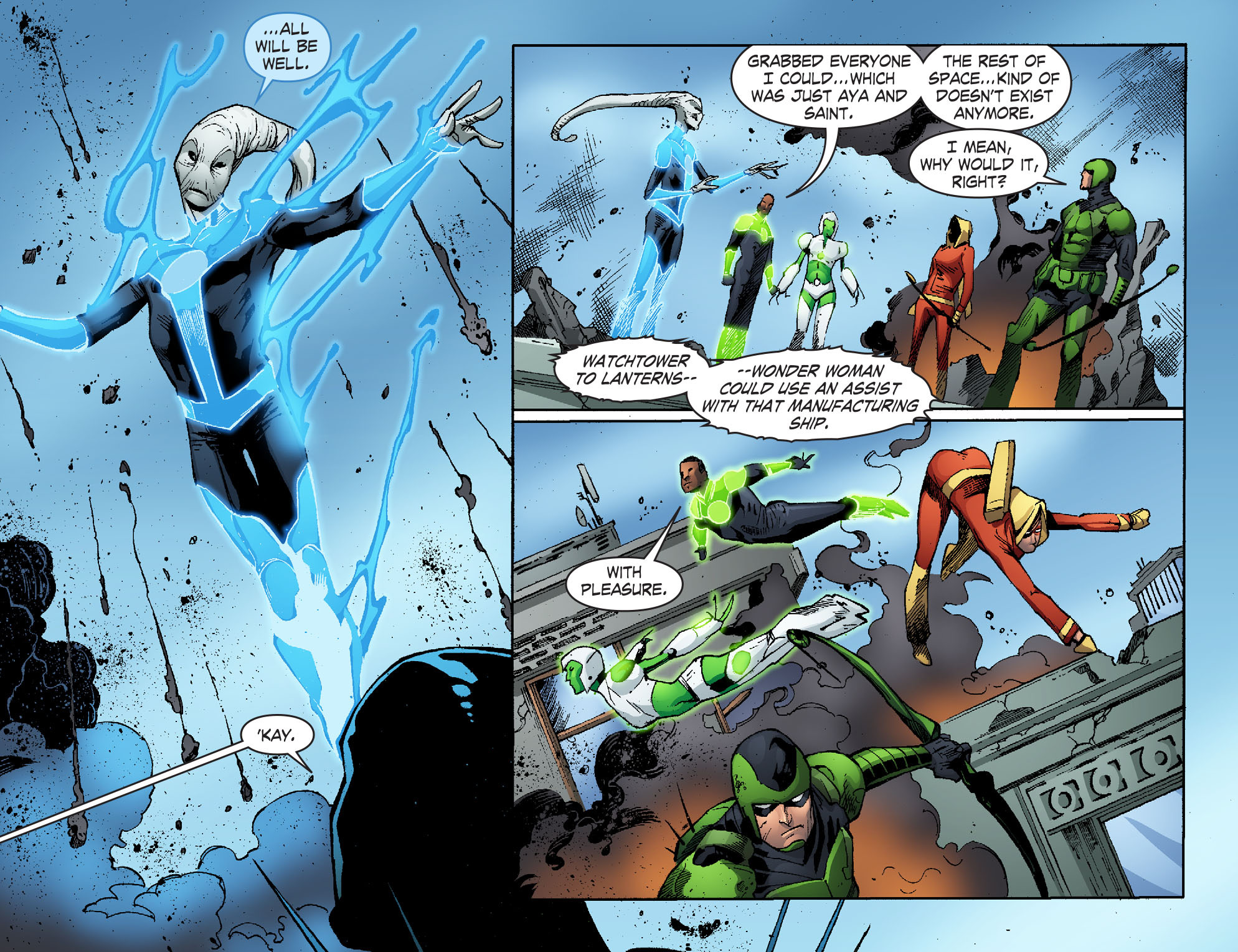 Read online Smallville: Continuity comic -  Issue #5 - 12