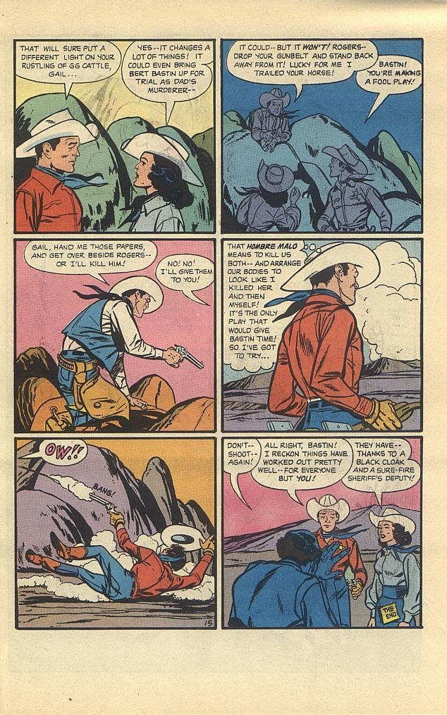 Read online Roy Rogers comic -  Issue #3 - 30