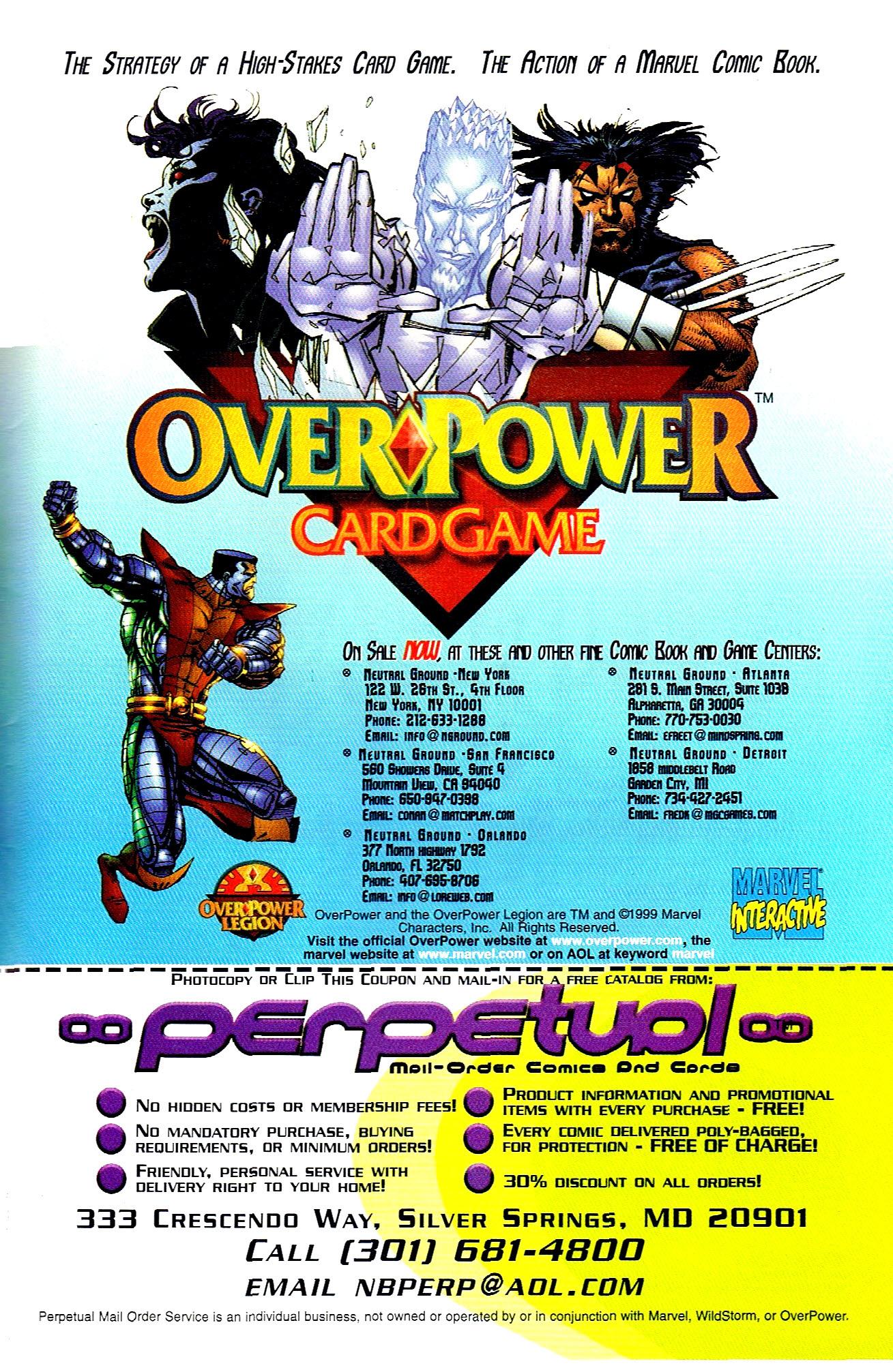 X-Men (1991) 89 Page 41