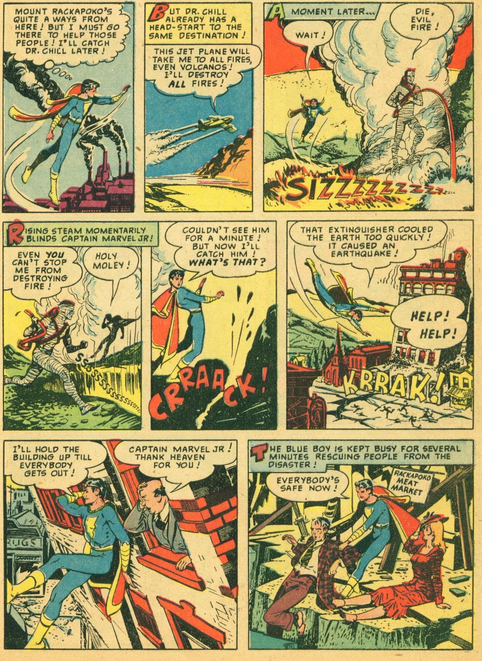 Captain Marvel, Jr. issue 82 - Page 9