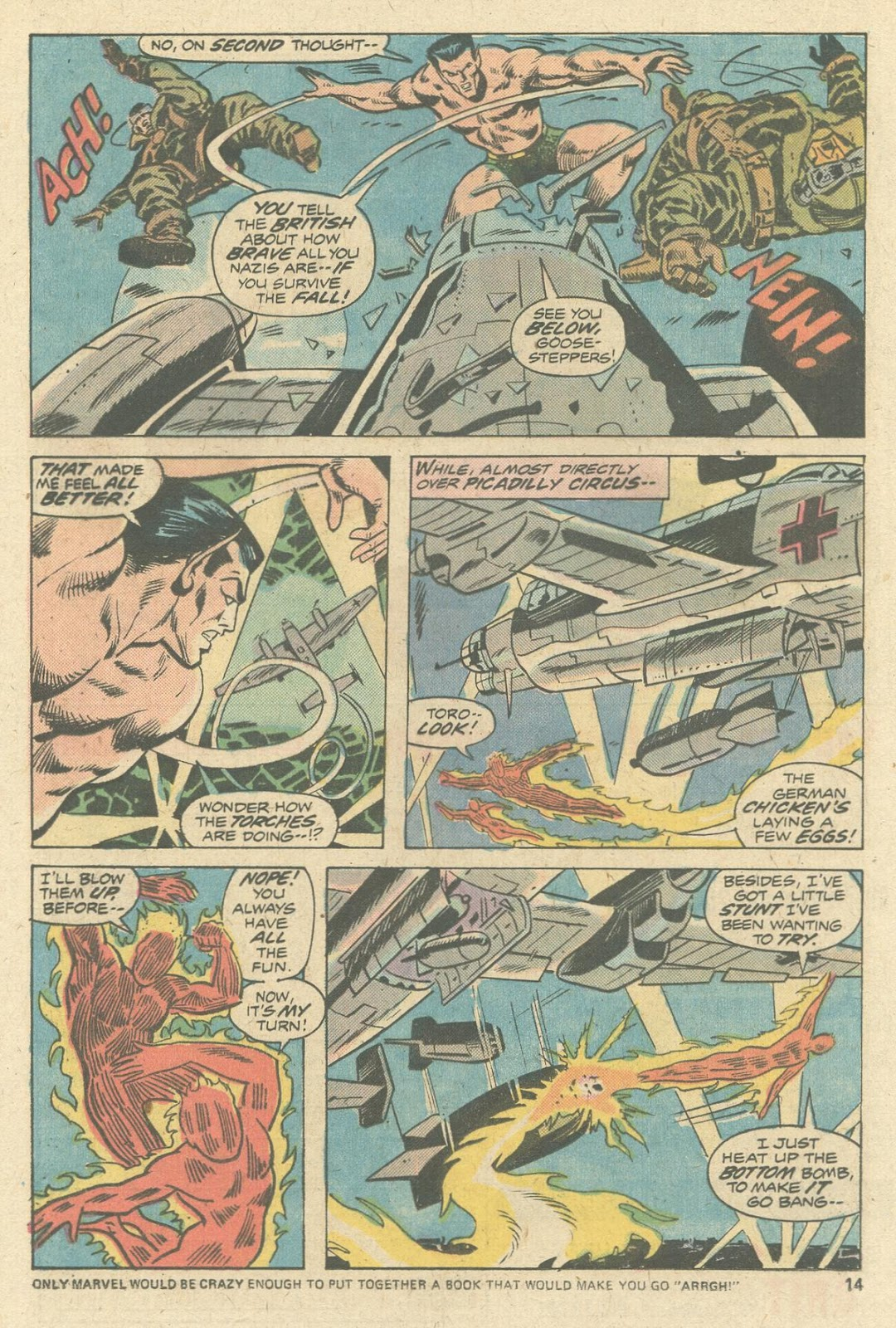 The Invaders (1975) issue 1 - Page 10