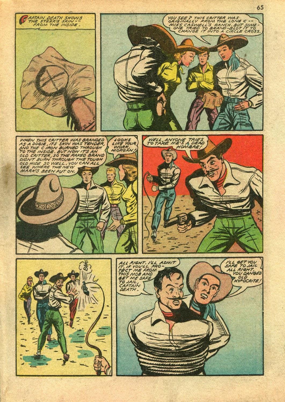Read online Super-Magician Comics comic -  Issue #14 - 64
