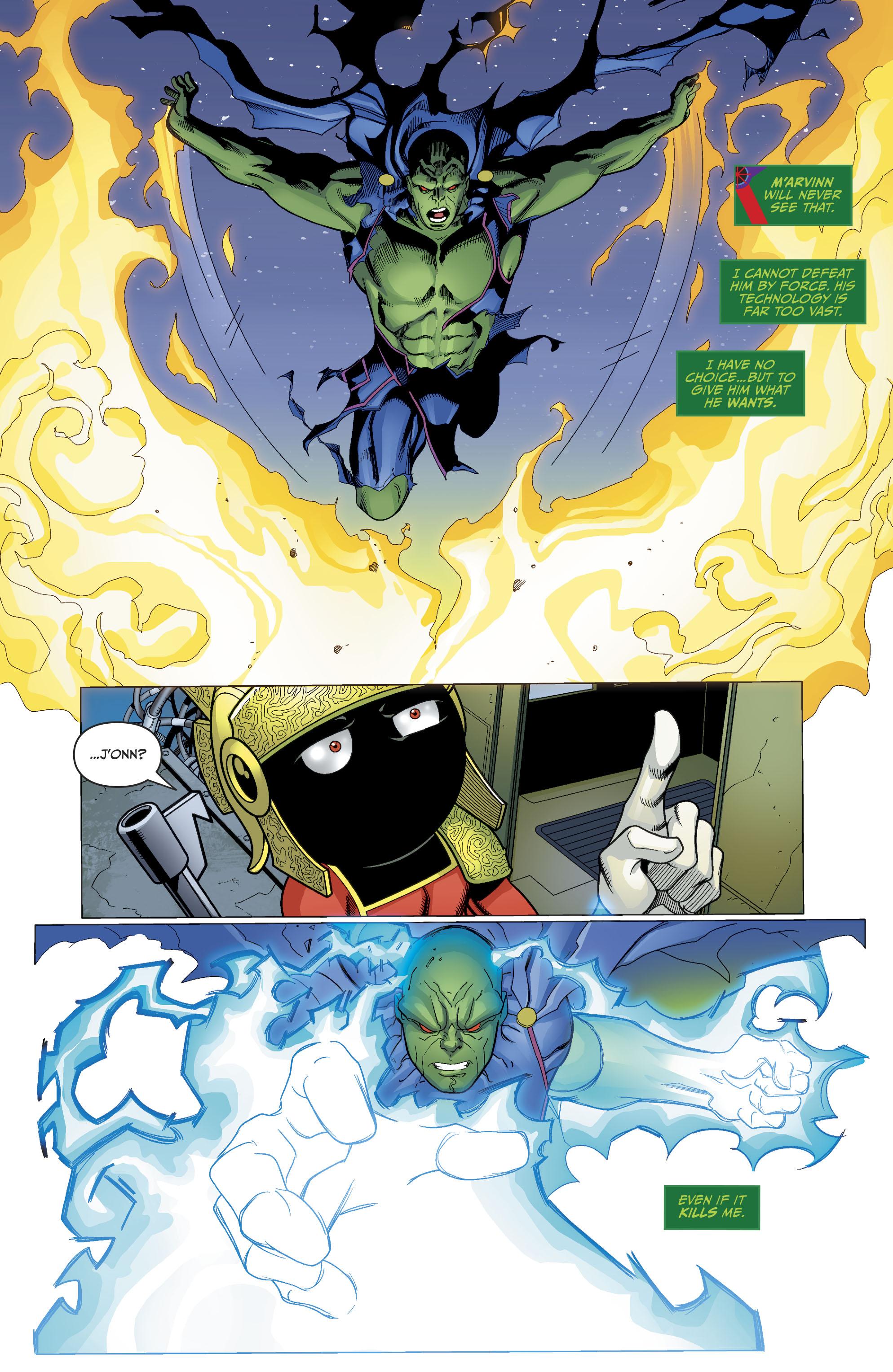 Read online Martian Manhunter/Marvin the Martian Special comic -  Issue # Full - 29