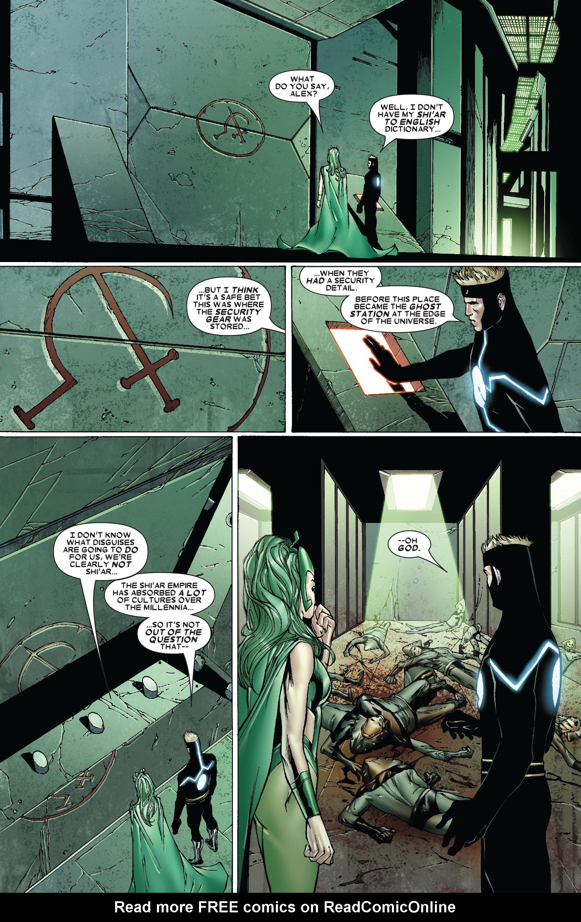 Read online Uncanny X-Men (1963) comic -  Issue #478 - 8
