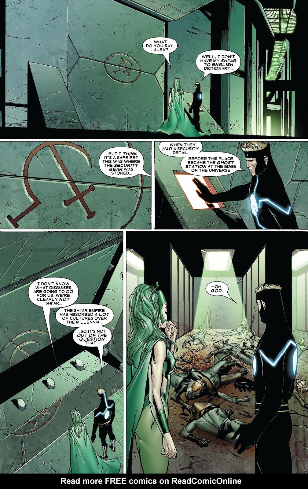 Uncanny X-Men (1963) issue 478 - Page 8