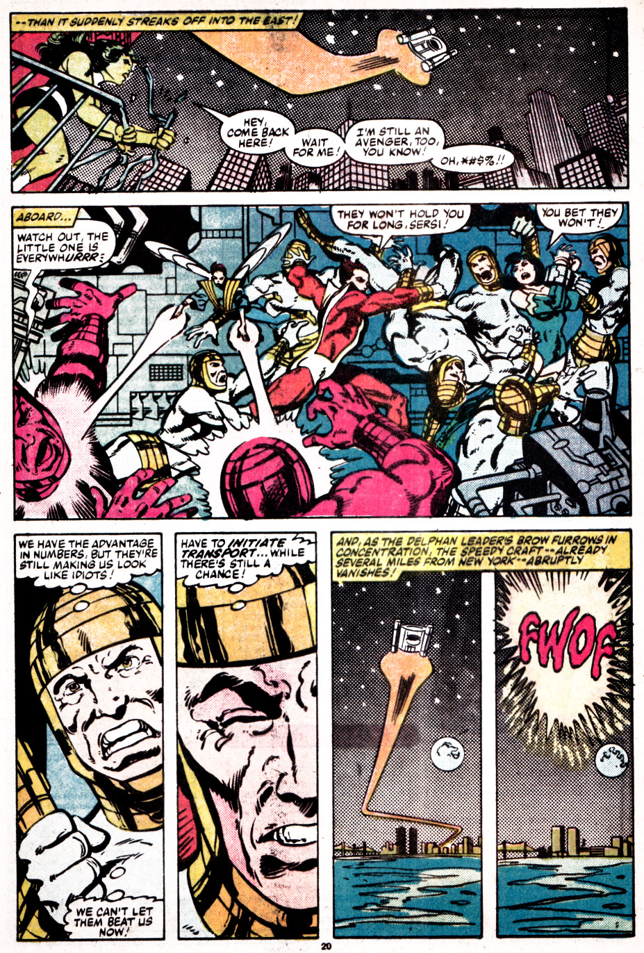 The Avengers (1963) 246 Page 20