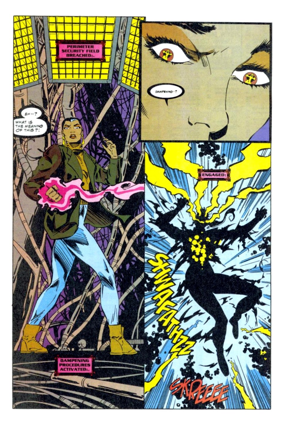 The New Warriors Issue #47 #51 - English 18