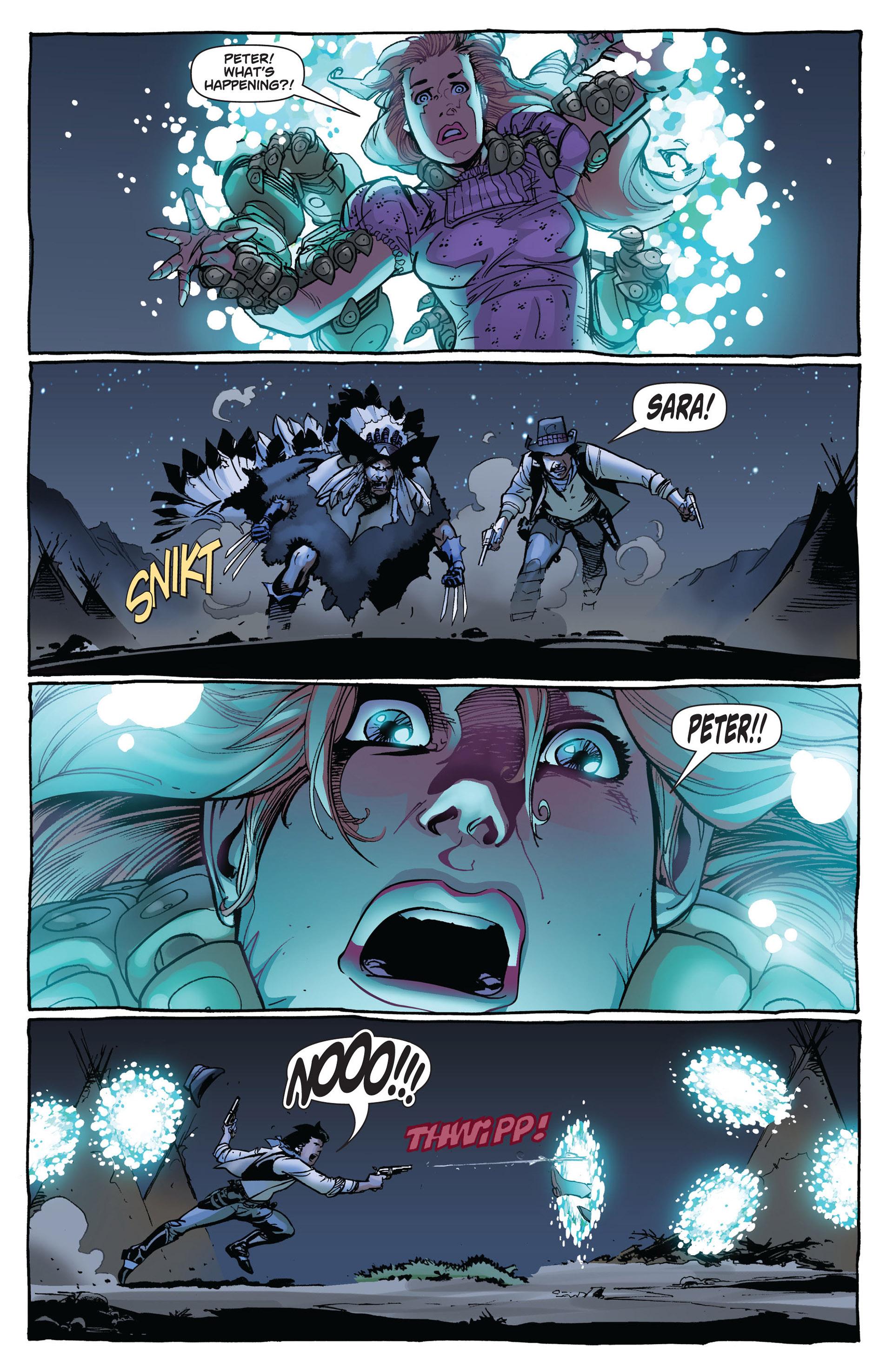 Read online Astonishing Spider-Man & Wolverine comic -  Issue #6 - 15