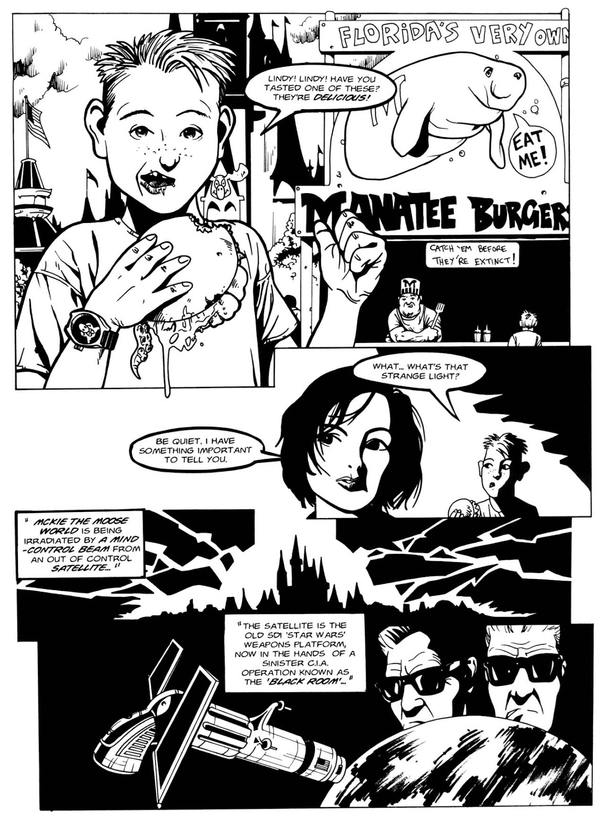 Read online Night of the Living Dead (1994) comic -  Issue #2 - 3
