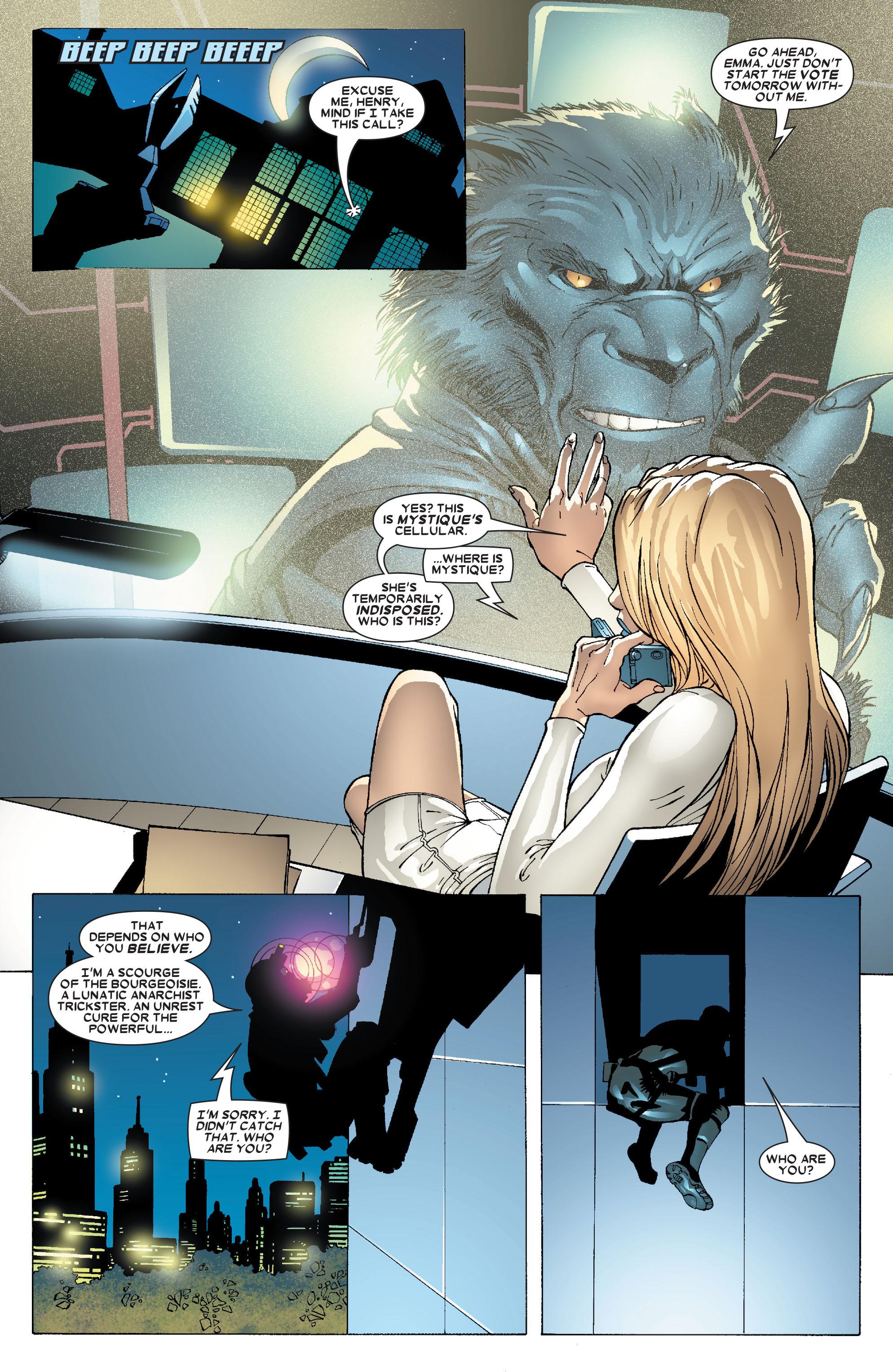 X-Men (1991) 174 Page 1