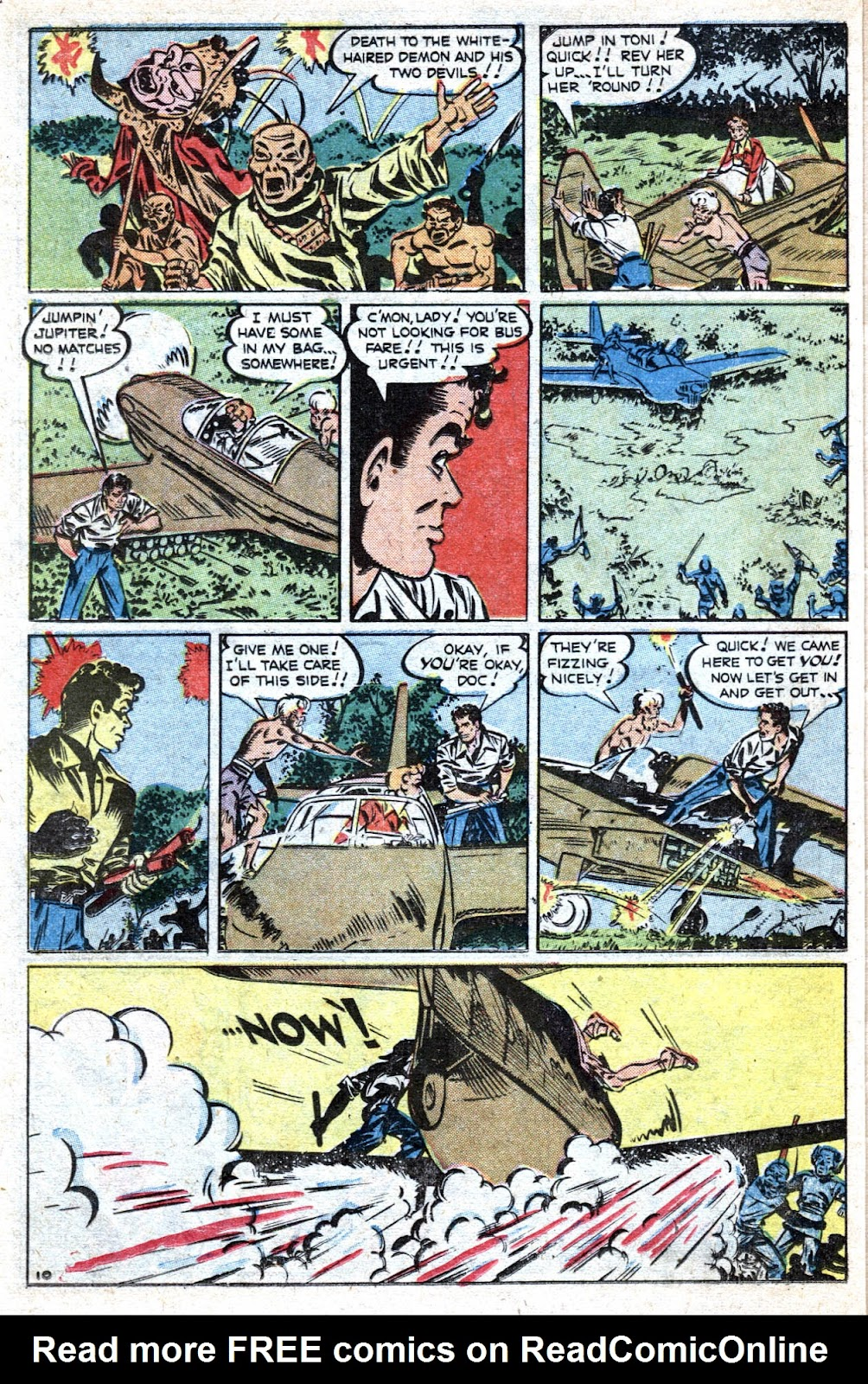 Read online Famous Funnies comic -  Issue #193 - 36