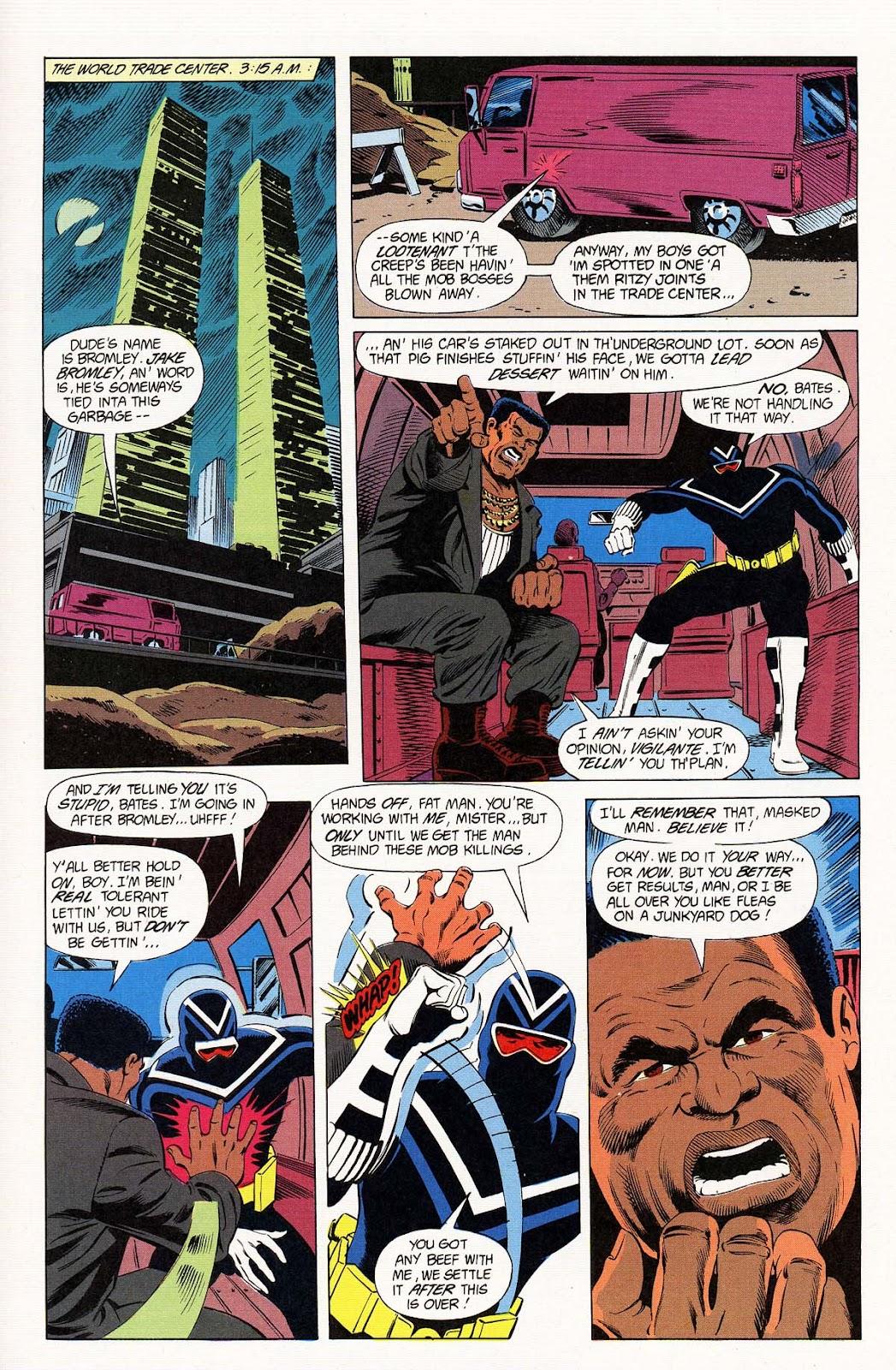Vigilante (1983) issue 32 - Page 25