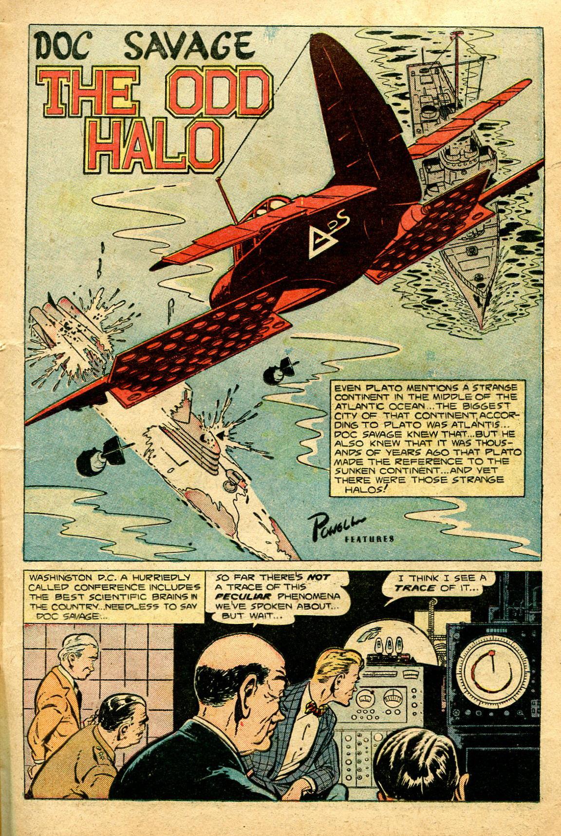 Read online Shadow Comics comic -  Issue #96 - 17