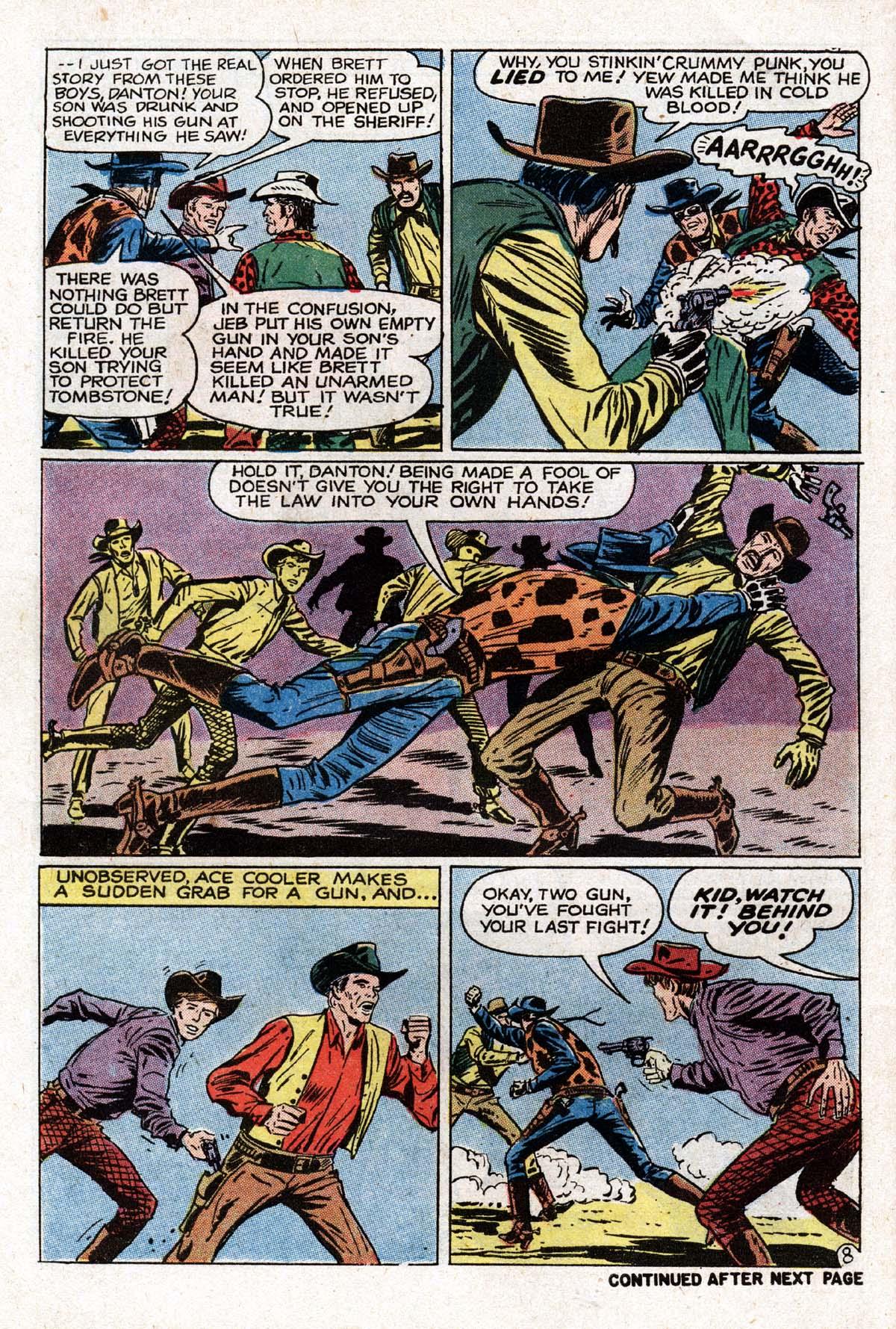 Read online Two-Gun Kid comic -  Issue #104 - 30