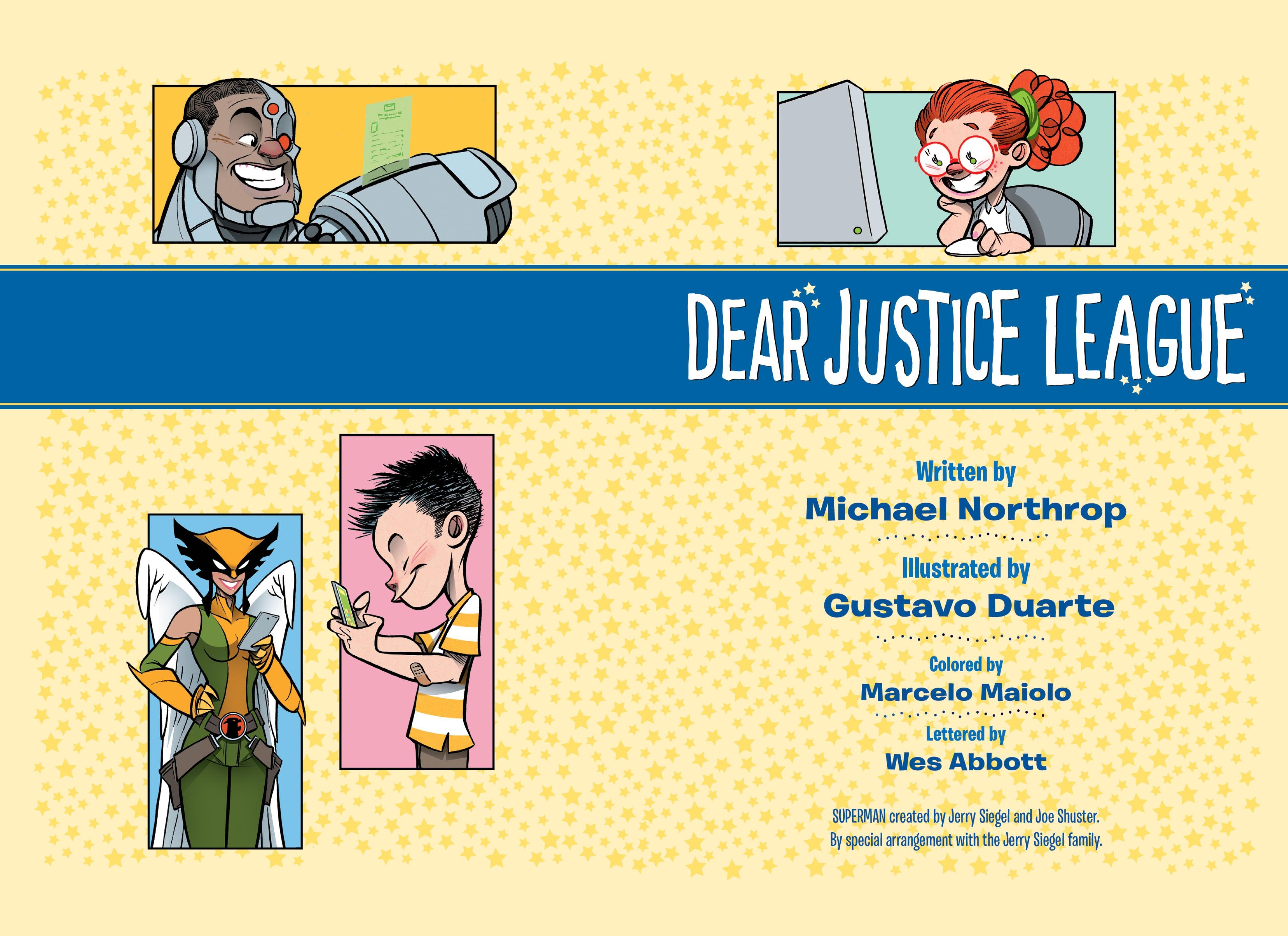 Dear Justice League #TPB_(Part_1) #2 - English 3
