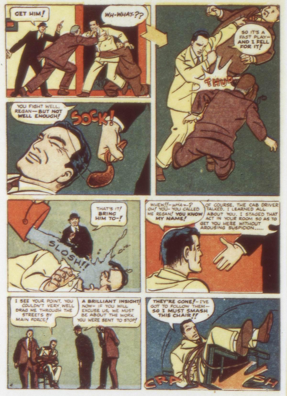 Read online Detective Comics (1937) comic -  Issue #58 - 20