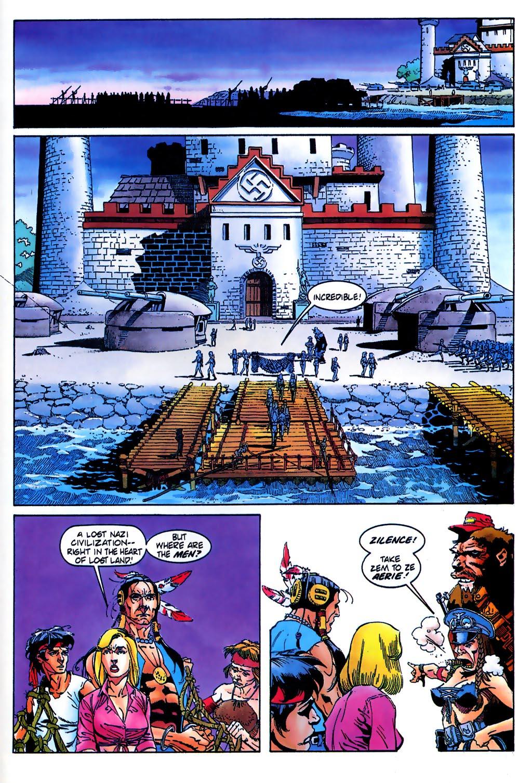 Read online Turok, Dinosaur Hunter (1993) comic -  Issue #37 - 19