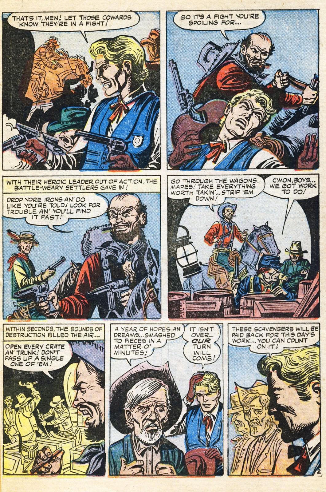 Gunsmoke Western issue 38 - Page 11