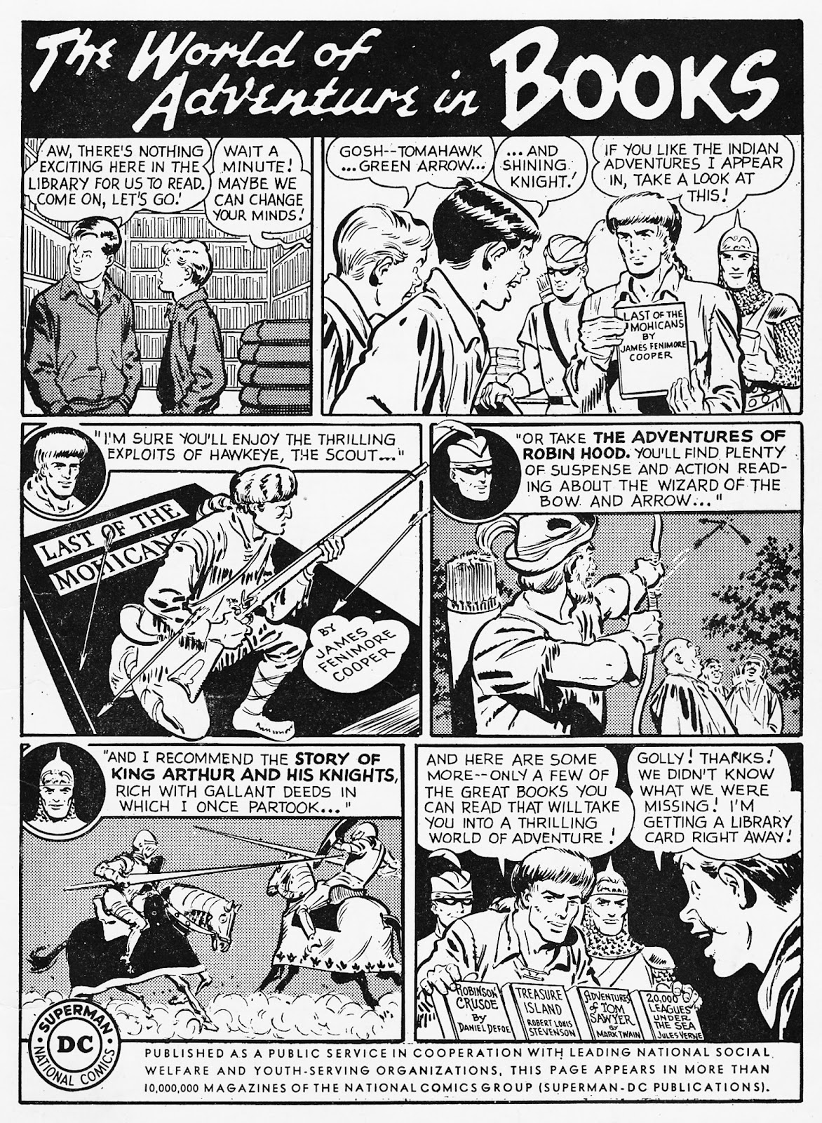 Real Screen Comics issue 35 - Page 51