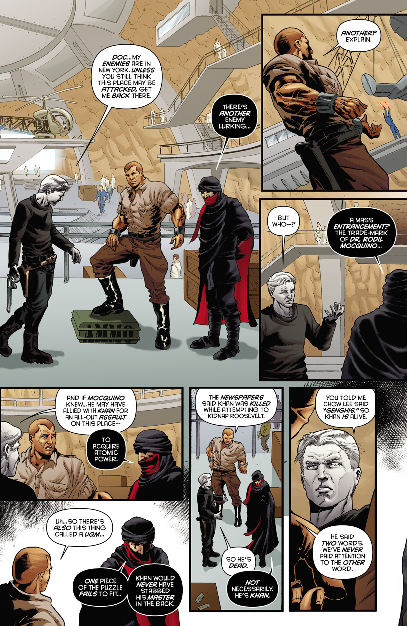 Read online Justice, Inc. comic -  Issue #3 - 25