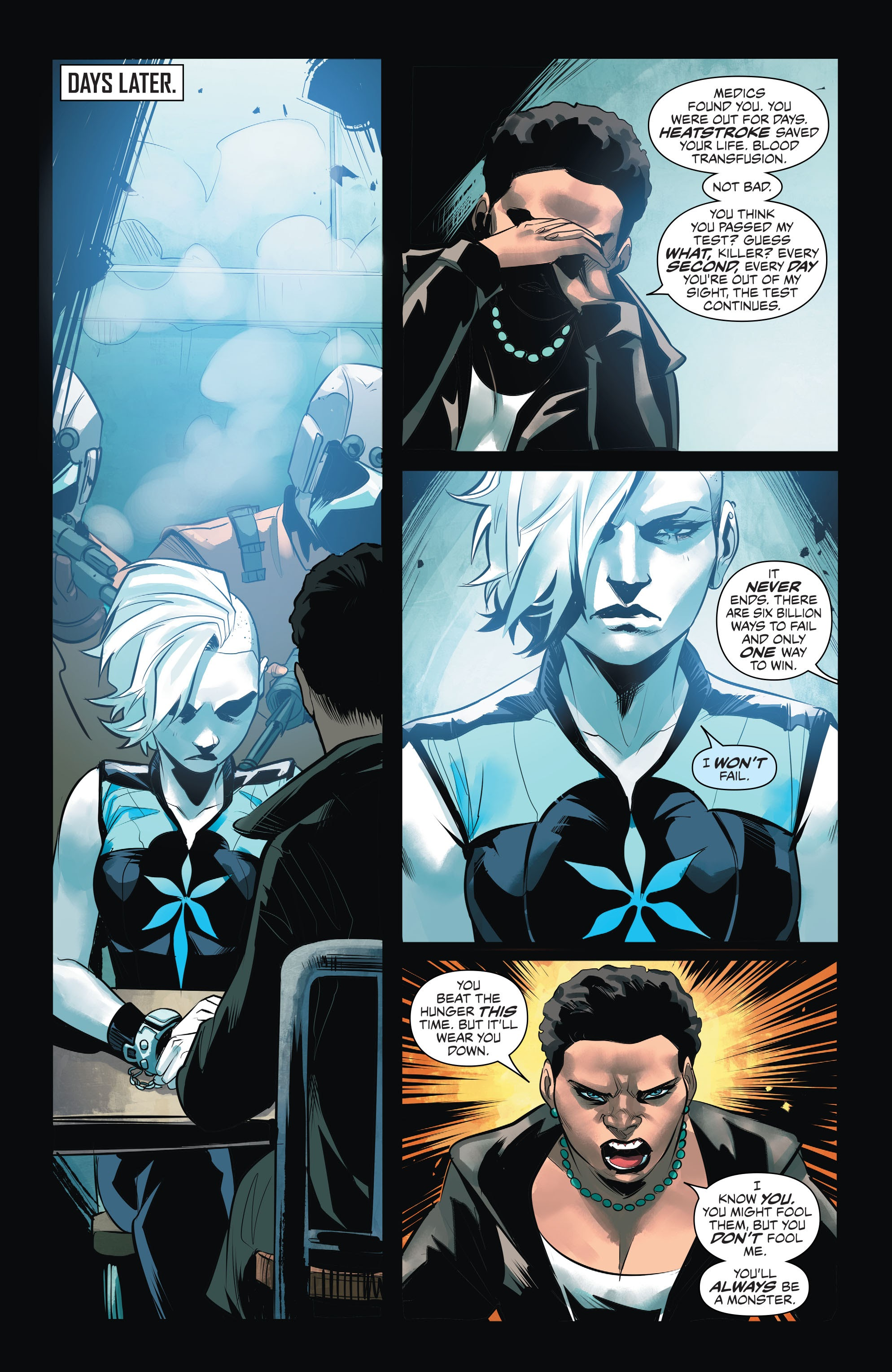 Read online Justice League of America: Killer Frost - Rebirth comic -  Issue # Full - 19