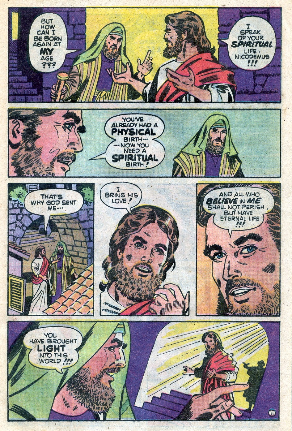 Jesus issue Full - Page 13