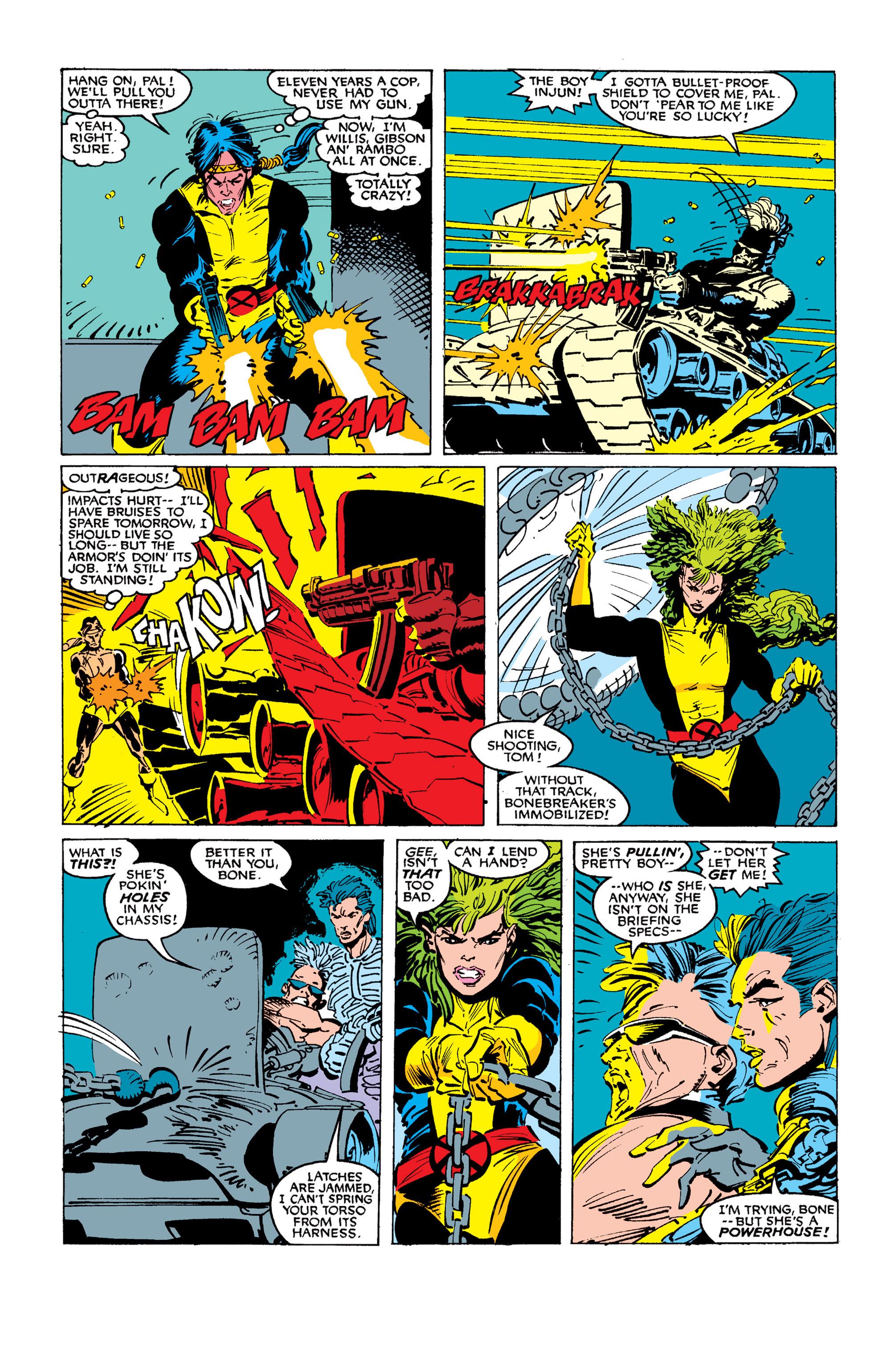 Read online Uncanny X-Men (1963) comic -  Issue #254 - 14