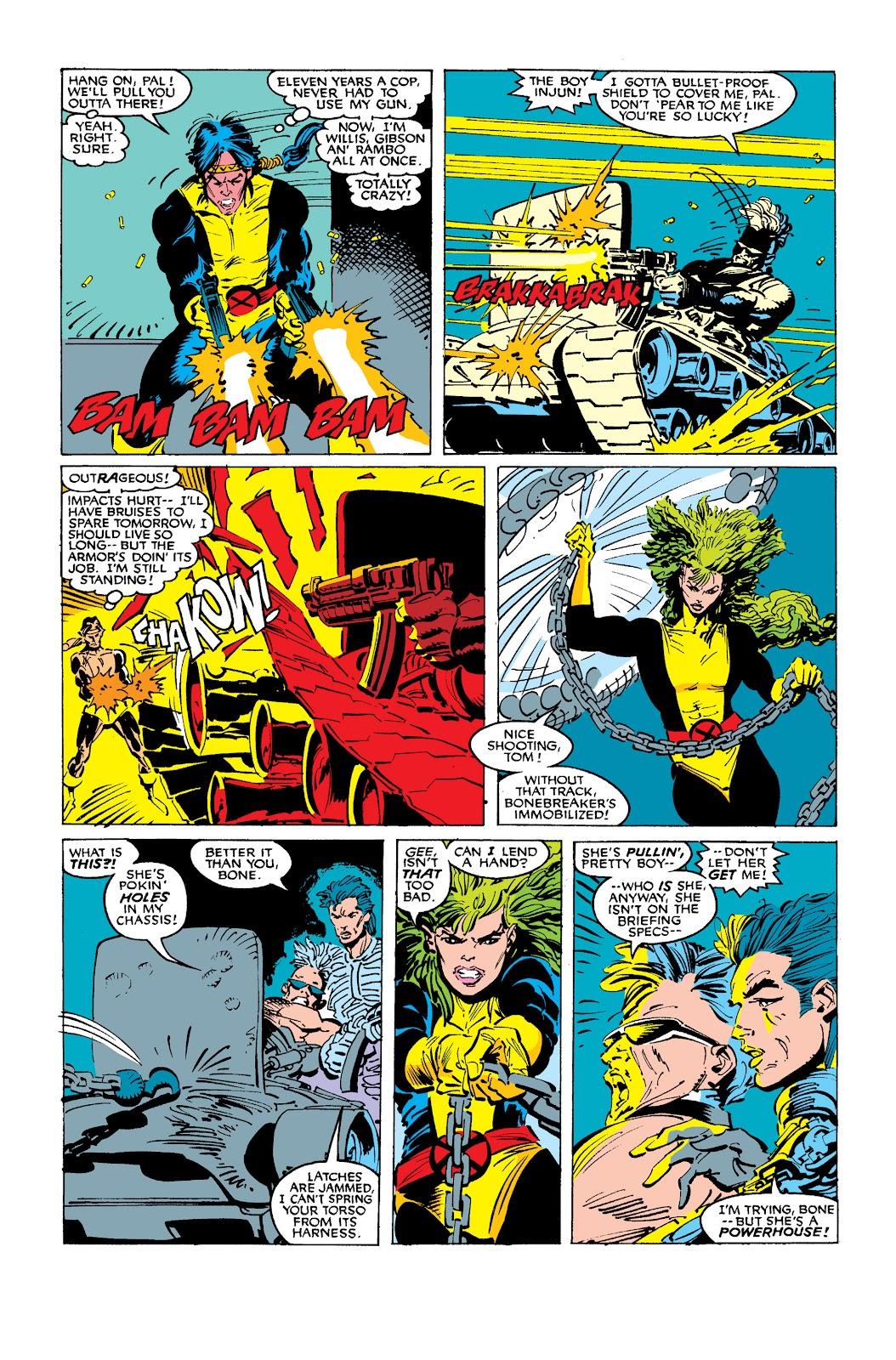 Uncanny X-Men (1963) issue 254 - Page 14