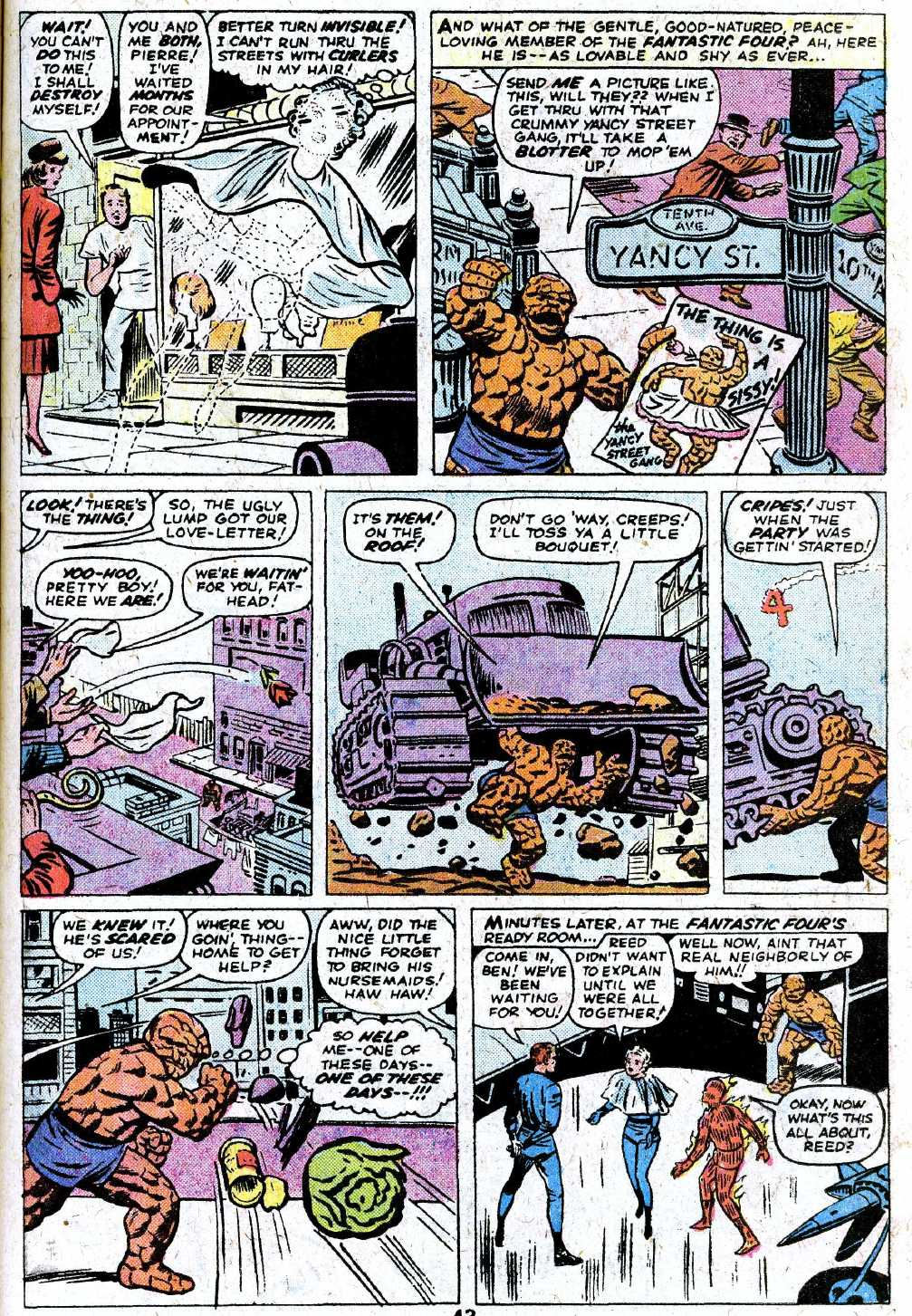 Giant-Size Fantastic Four issue 5 - Page 45