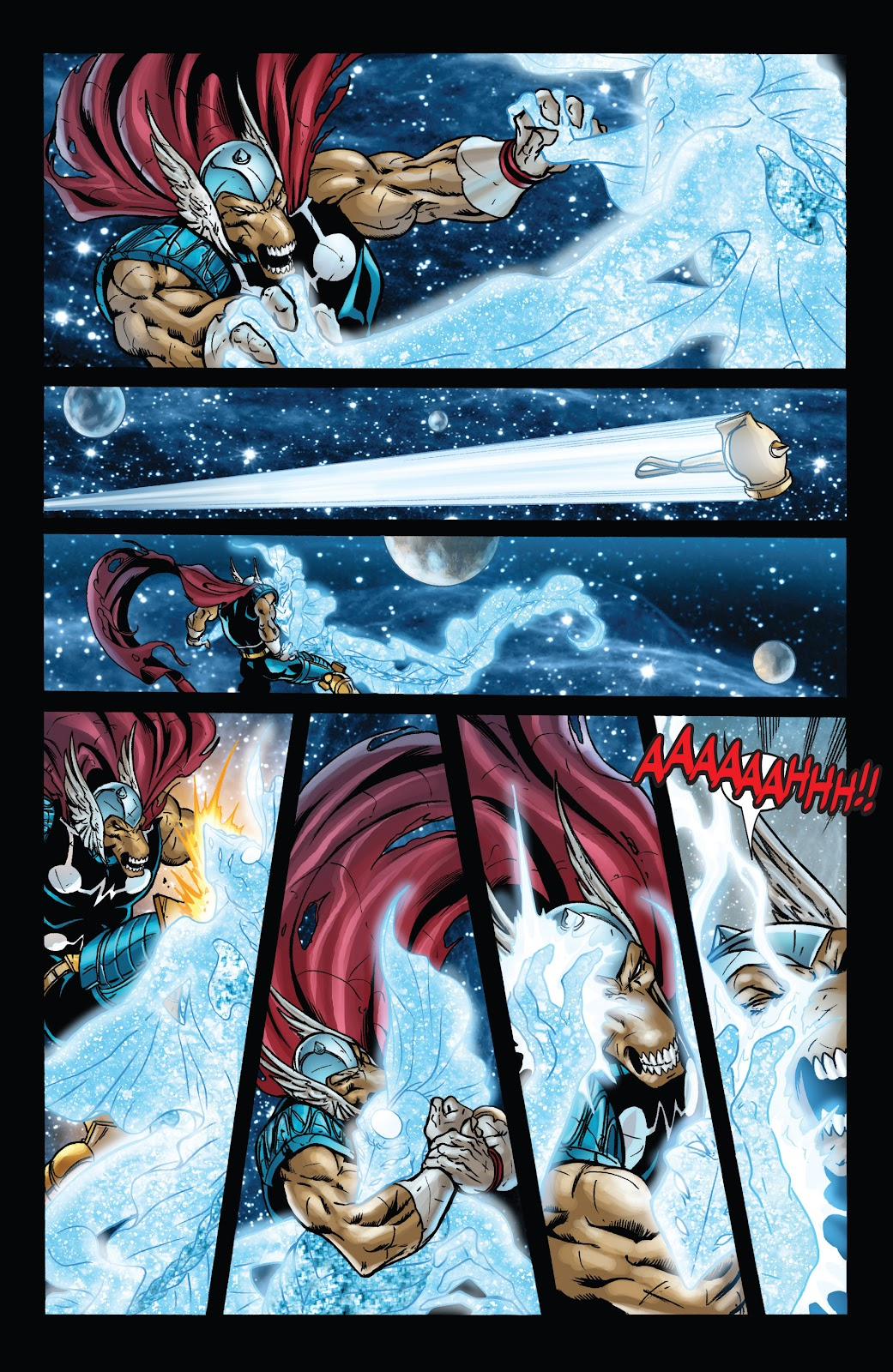 Read online Thor: Ragnaroks comic -  Issue # TPB (Part 4) - 21