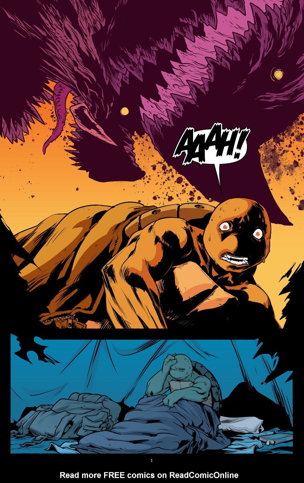 Read online Teenage Mutant Ninja Turtles (2011) comic -  Issue #103 - 3