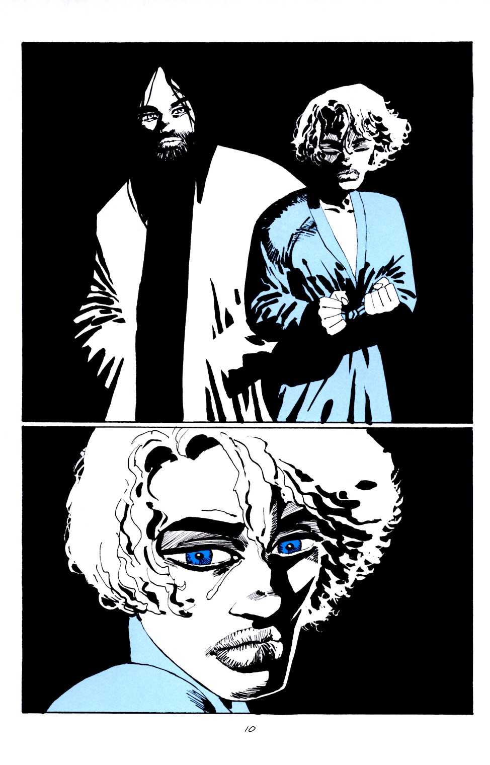 Read online Sin City: Hell and Back comic -  Issue #4 - 11