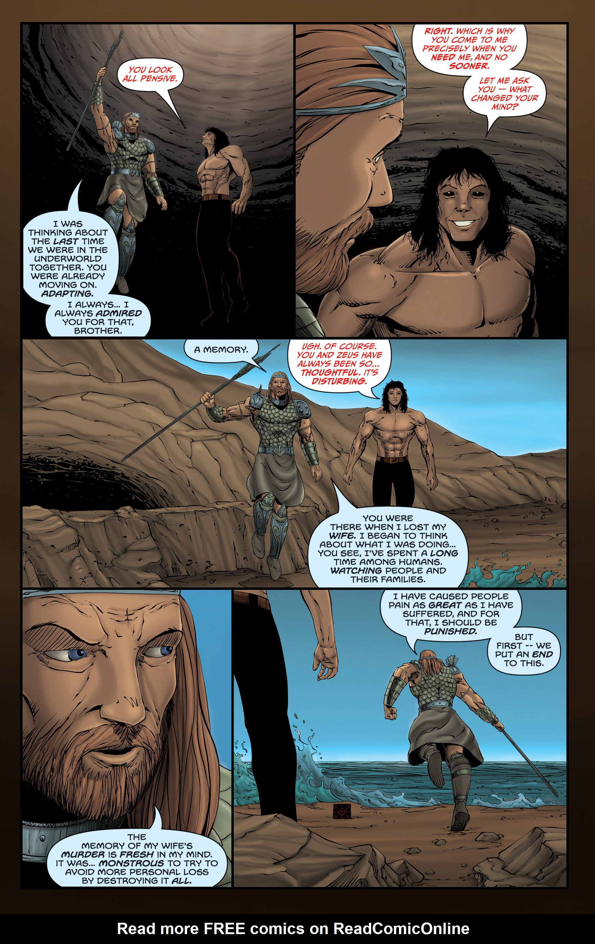 Read online Grimm Fairy Tales presents Grimm Universe comic -  Issue # TPB - 60