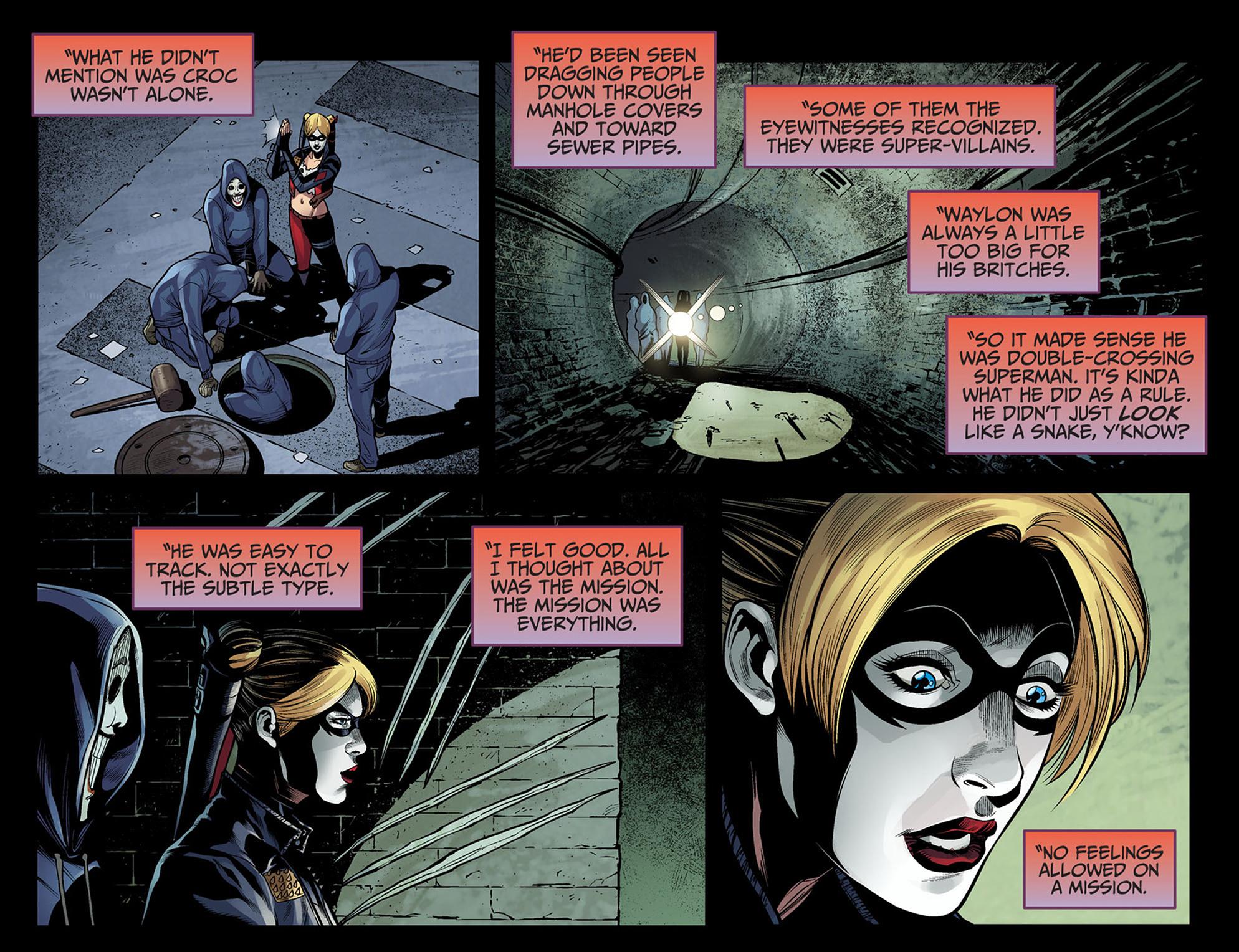 Read online Injustice: Ground Zero comic -  Issue #7 - 16