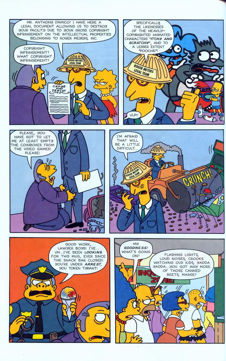 Read online Simpsons Comics comic -  Issue #50 - 77
